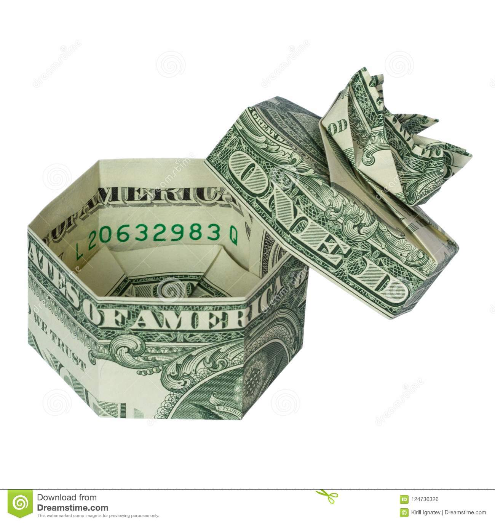Origami Dollar Elephant 2 by: Ken Hmoob - YouTube   1390x1300