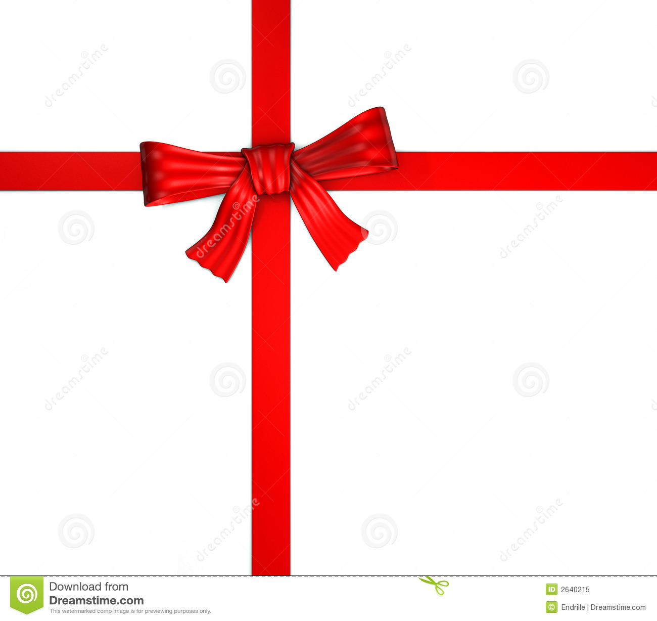 Gift box red ribbon stock image image of xmas valentine 2640215 gift box red ribbon negle