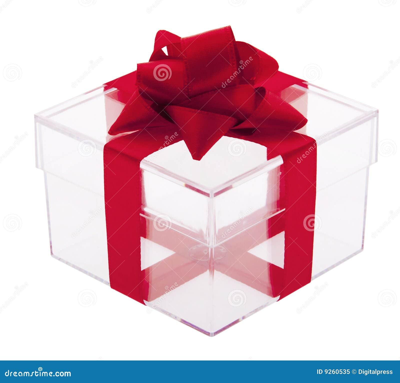 Gift Box Transparent Royalty Free Stock Photo Image 9260535