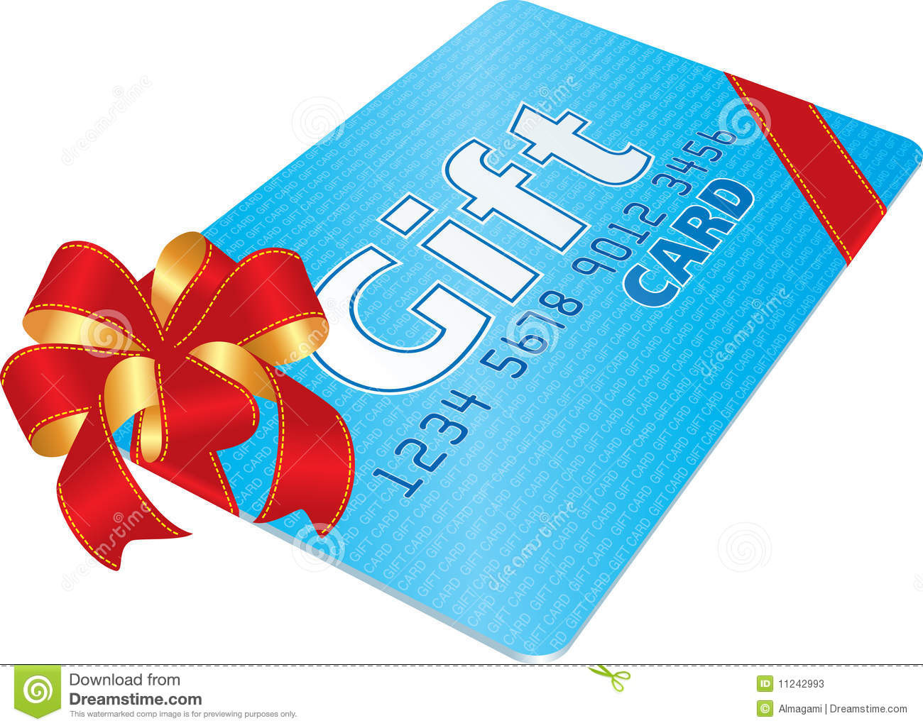 gift card stock vector illustration of holiday gold 11242993 rh dreamstime com gift card clipart images gift card clip art images