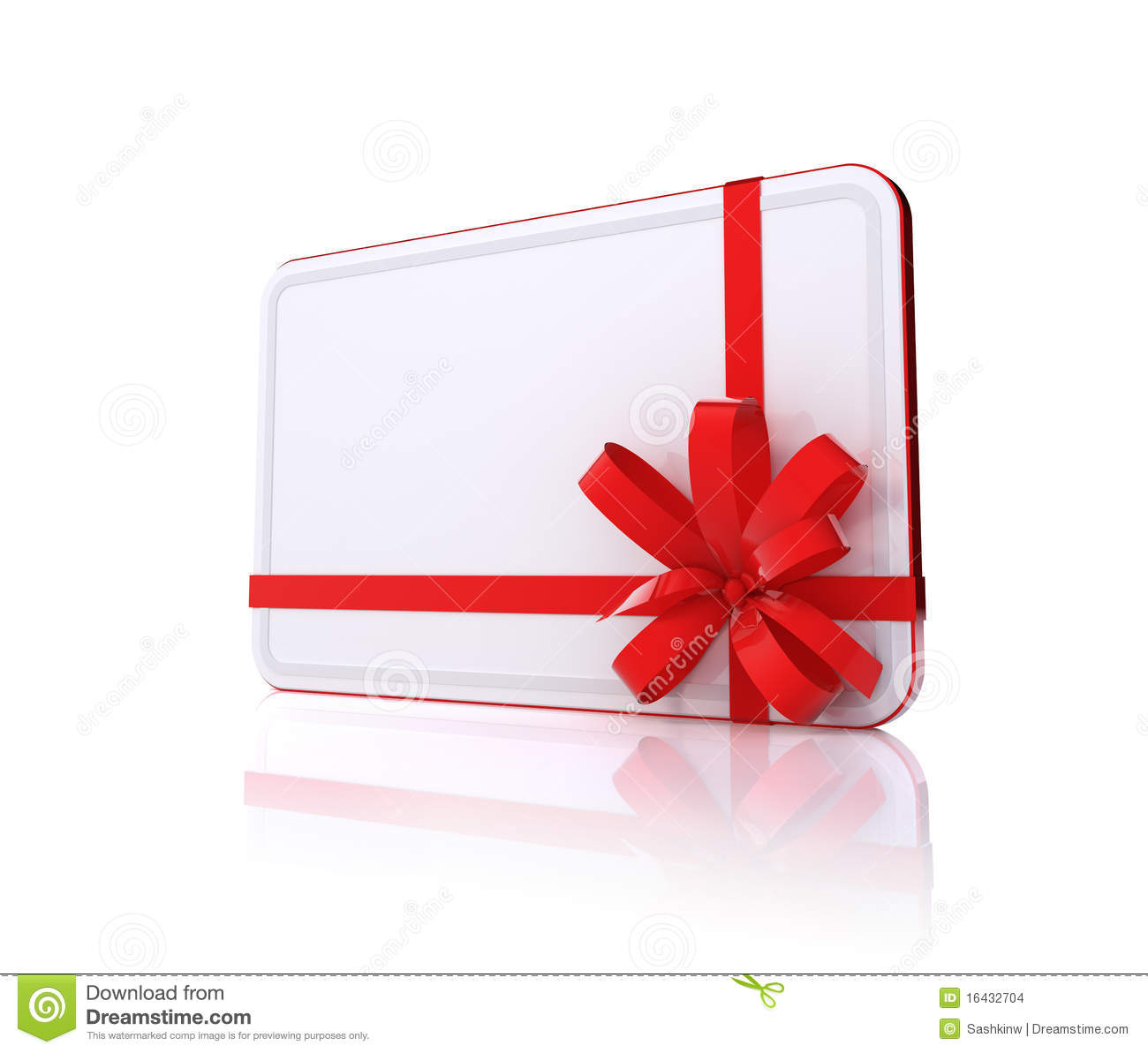 Gift Card Stock Images - Image: 16432704