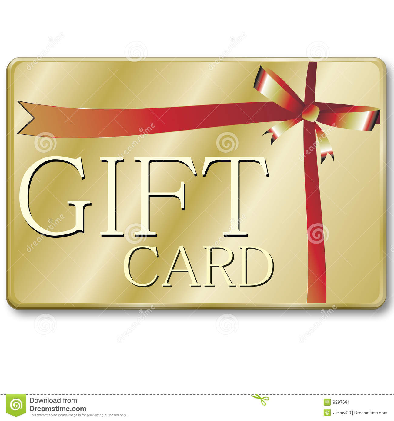 Gift card royalty free stock photography image 9282687 gift card stock image negle Gallery