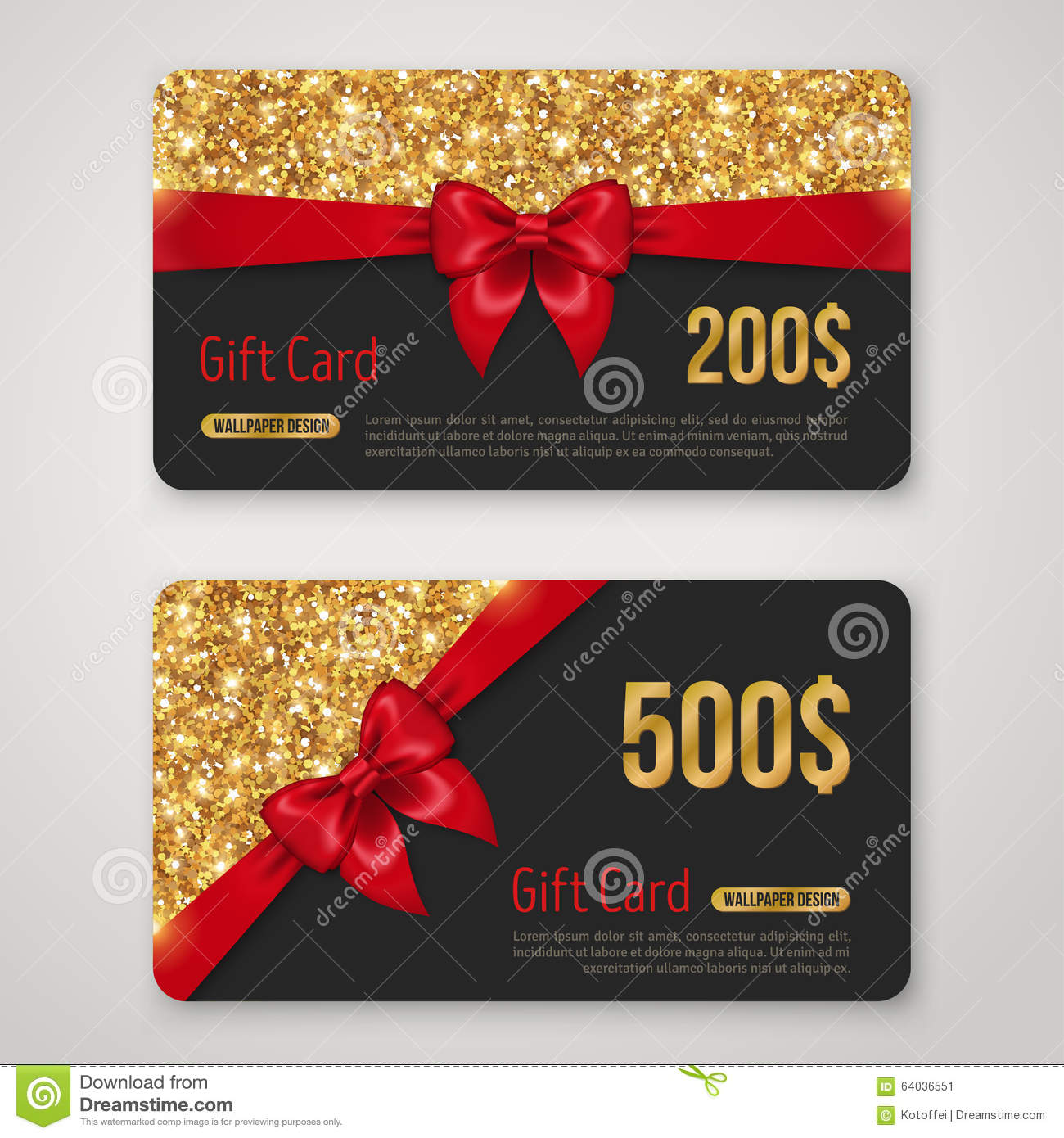 Stunning Gift Card Design Ideas Photos - Trend Interior Design ...