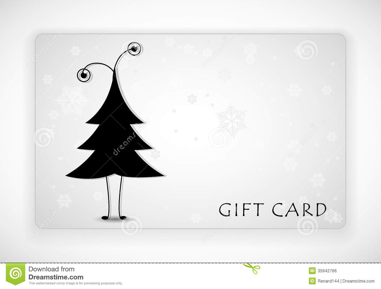 Gift card royalty free stock image image 35942766 for Gift card for business