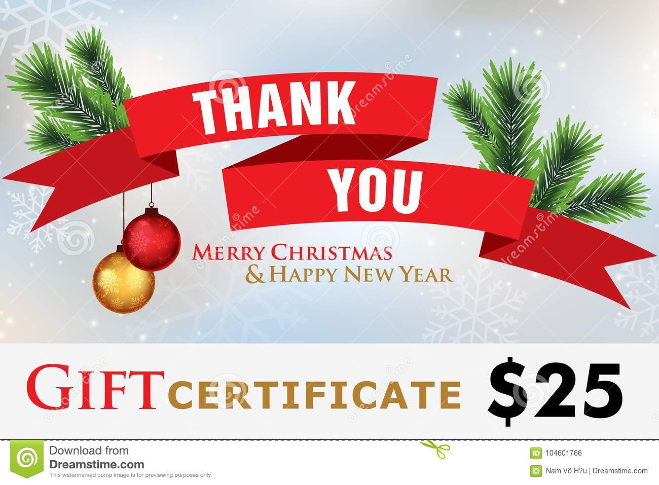 gift card gift voucher happy holidays