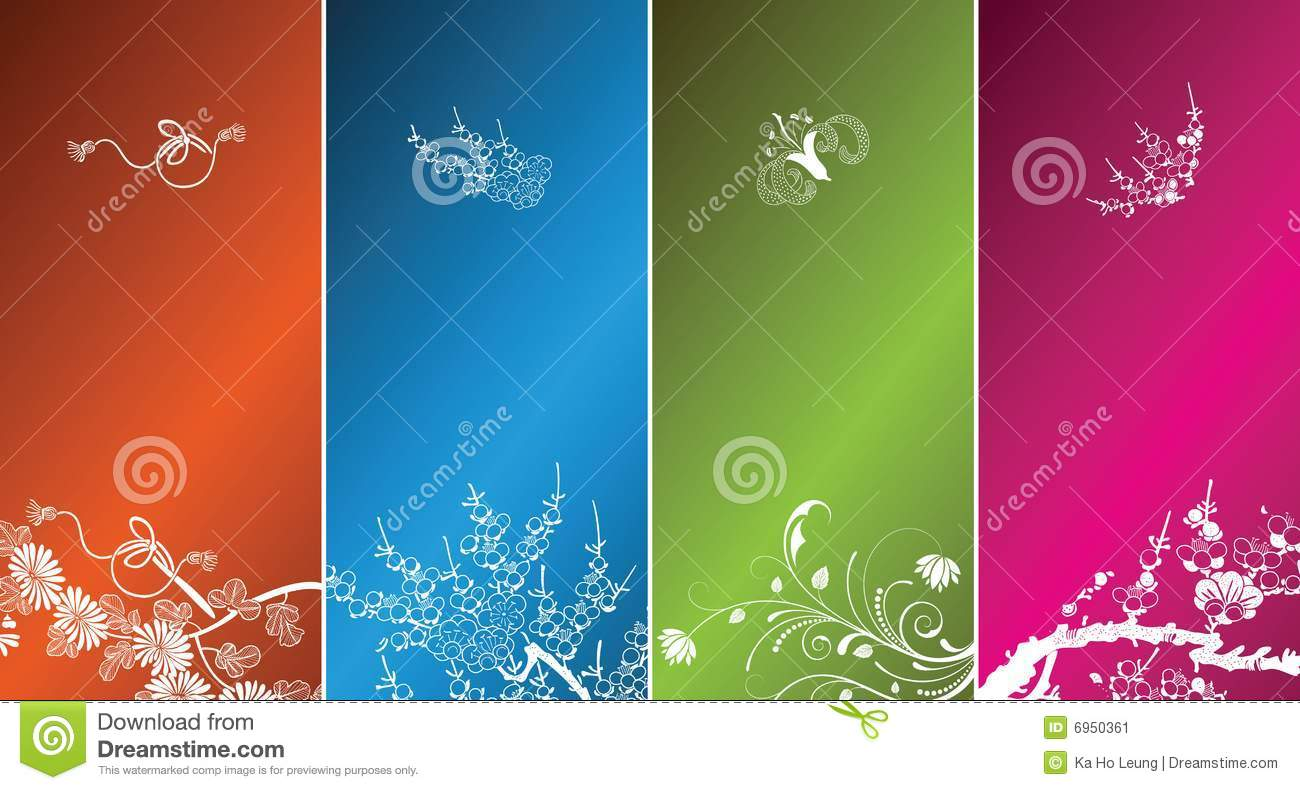 gift coupon design background stock vector