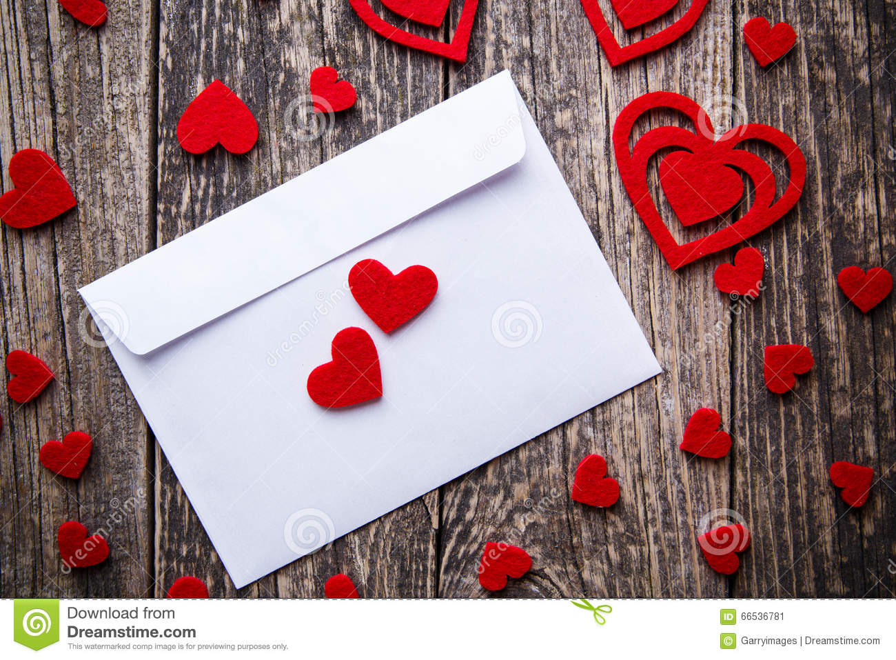 Gift For Girlfriend On Valentine S Day Stock Image Image Of