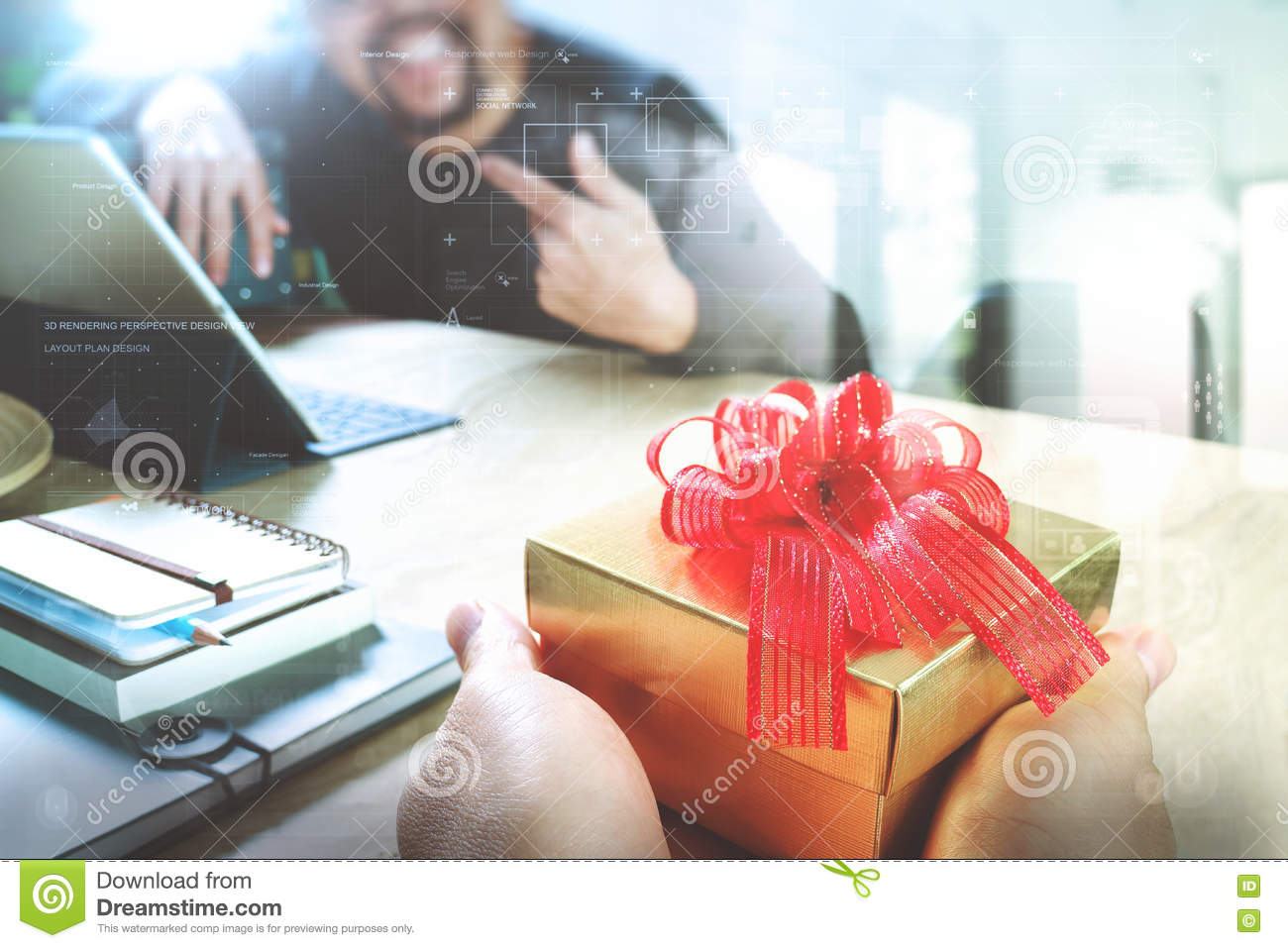 Business gift giving ideas christmas