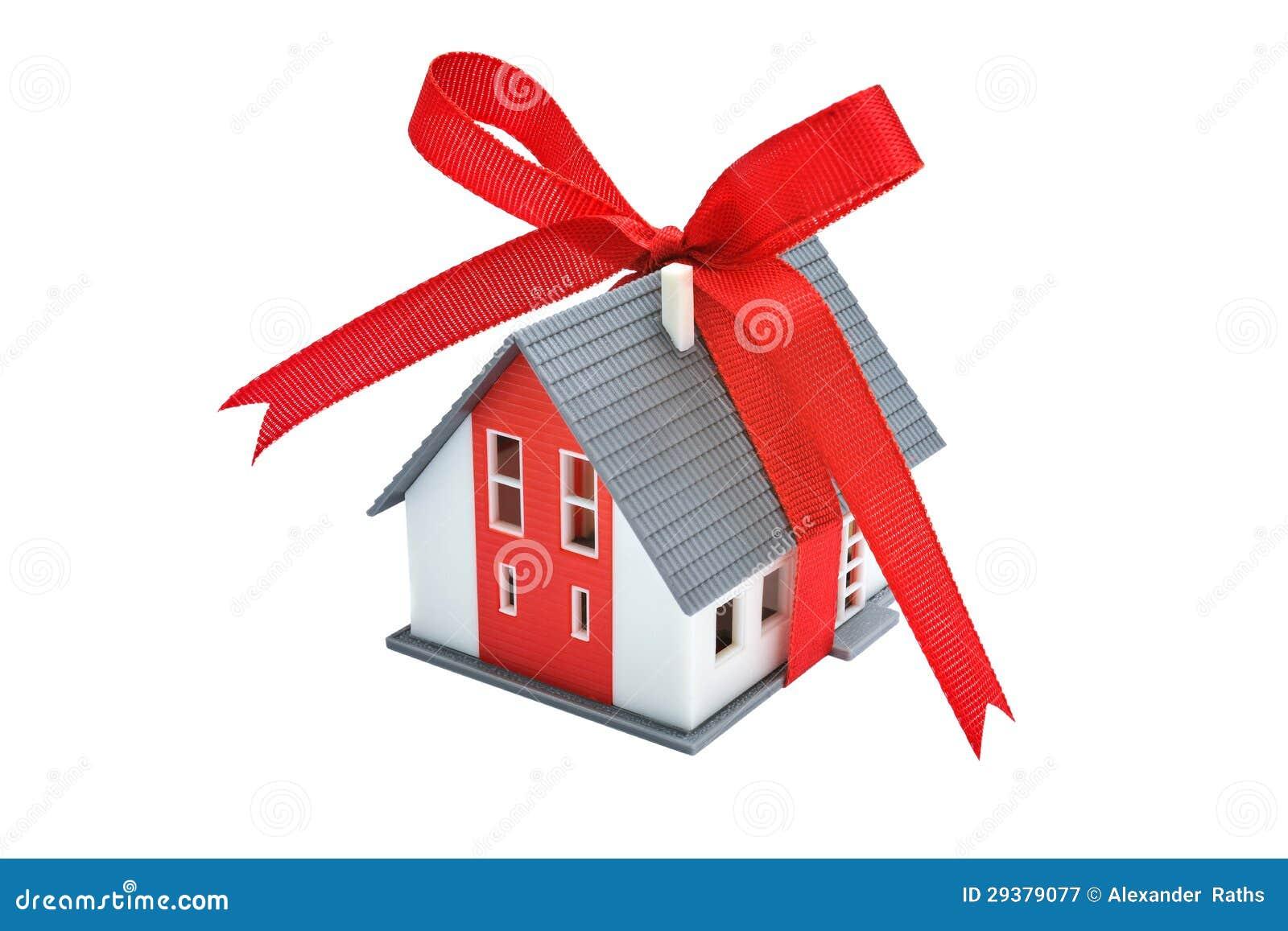Для частного дома подарок 37