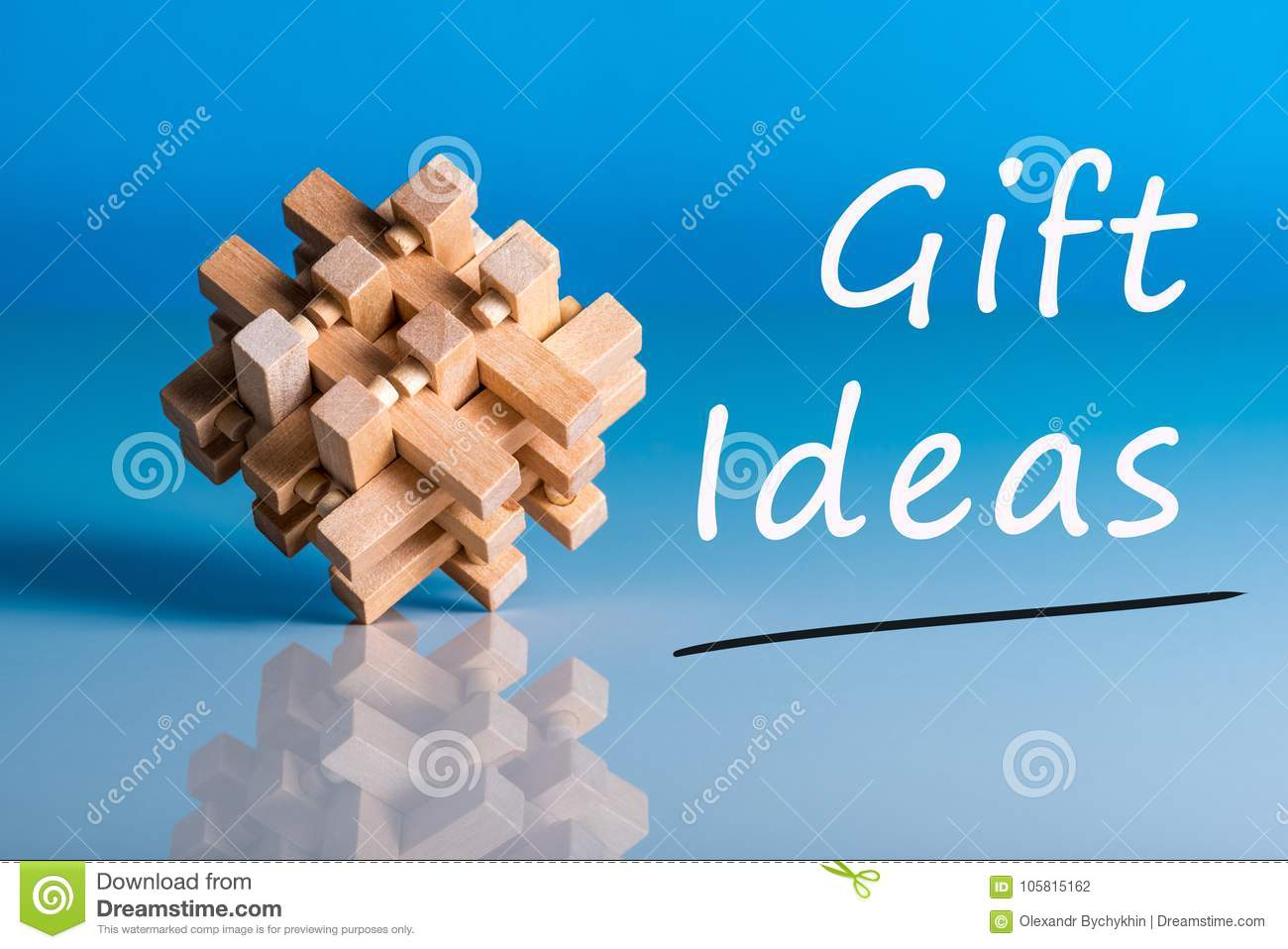 Gift Ideas Thinking About New Year Christmas Birthday And Valentine Day Gifts Online Shopping Brain Teaser Symbolizing A Difficult Task The