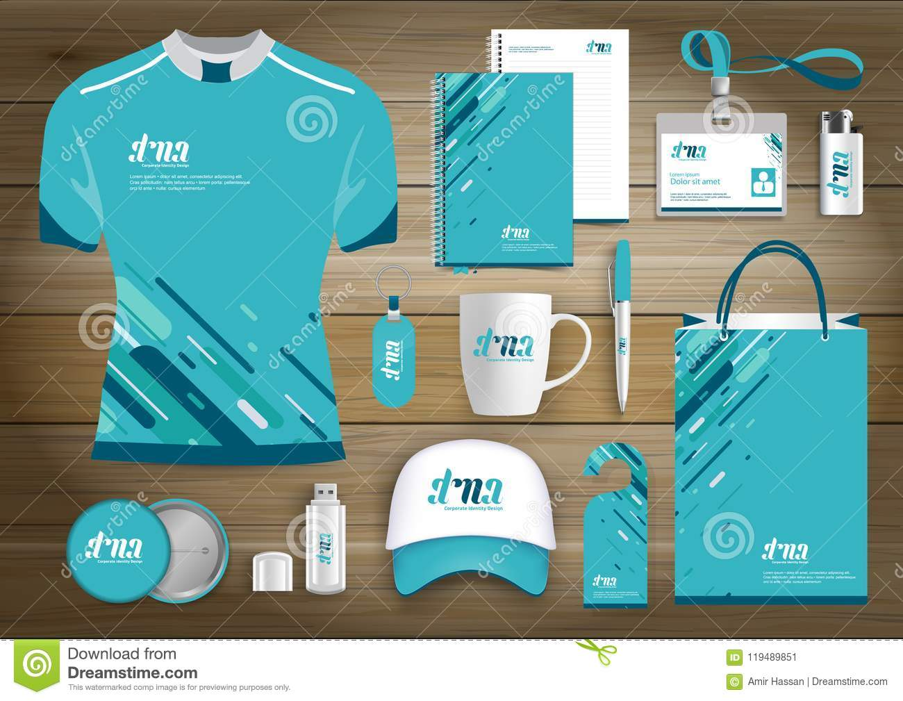 Gift Items business corporate identity, Vector abstract Color promotional souvenirs design with origami elements for diagonal line