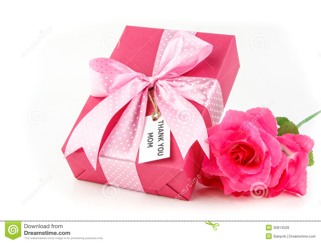 Gift for mom royalty free stock photos image 30813528 for A gift for a mom