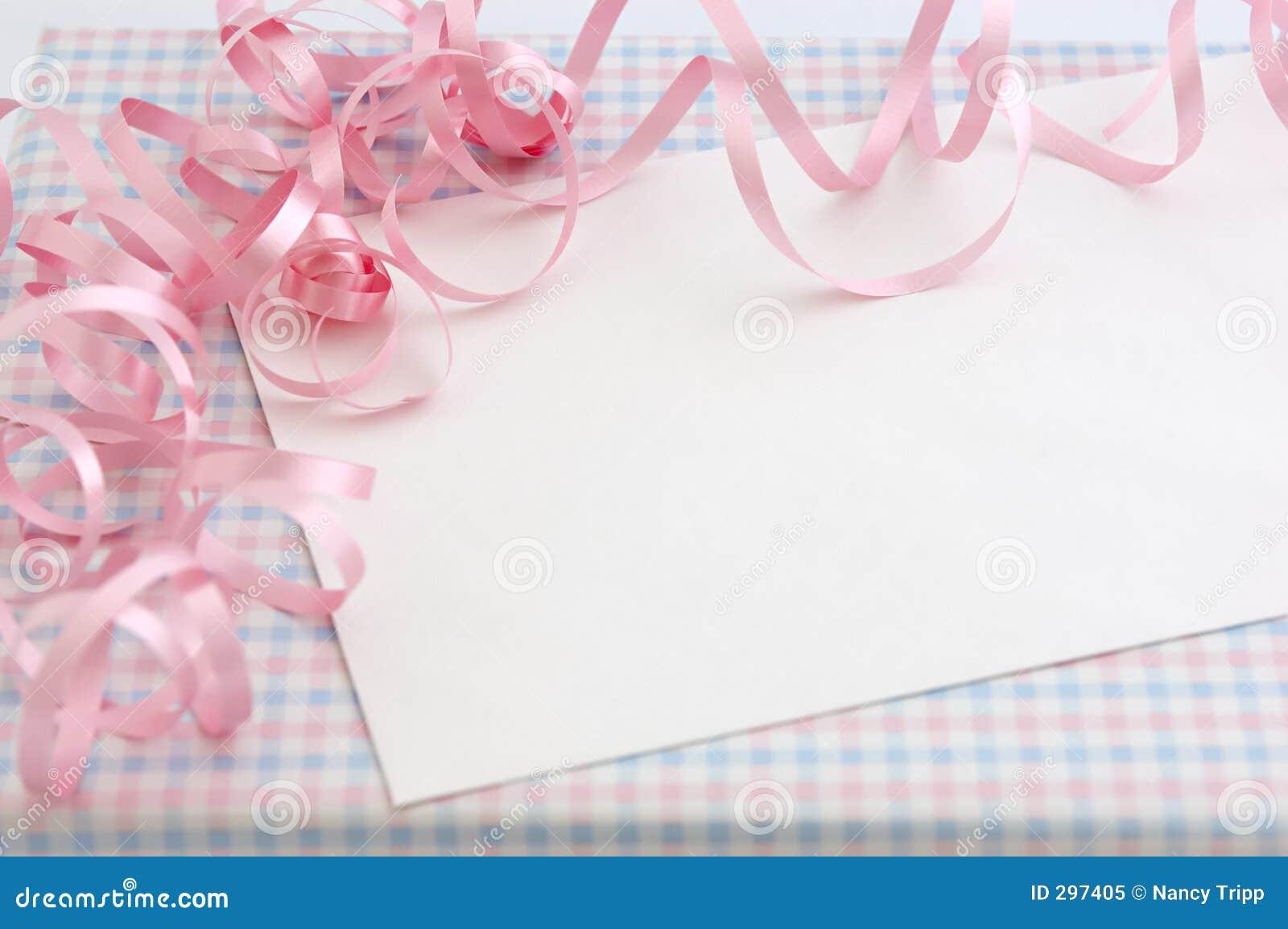 Gift voor babymeisje