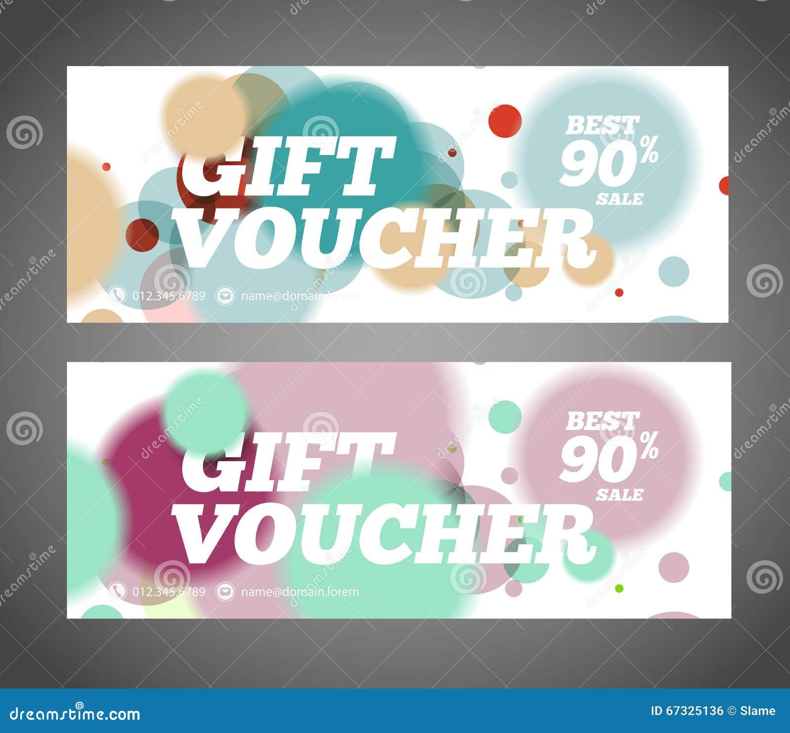 Gift Voucher Design Template Discount Voucher Template Sale Ba – Discount Voucher Design