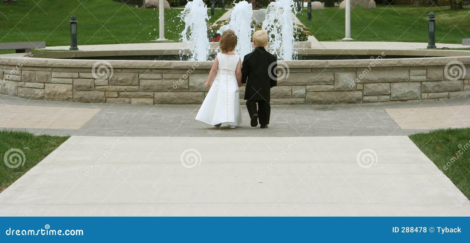Gifta sig för 2 barn