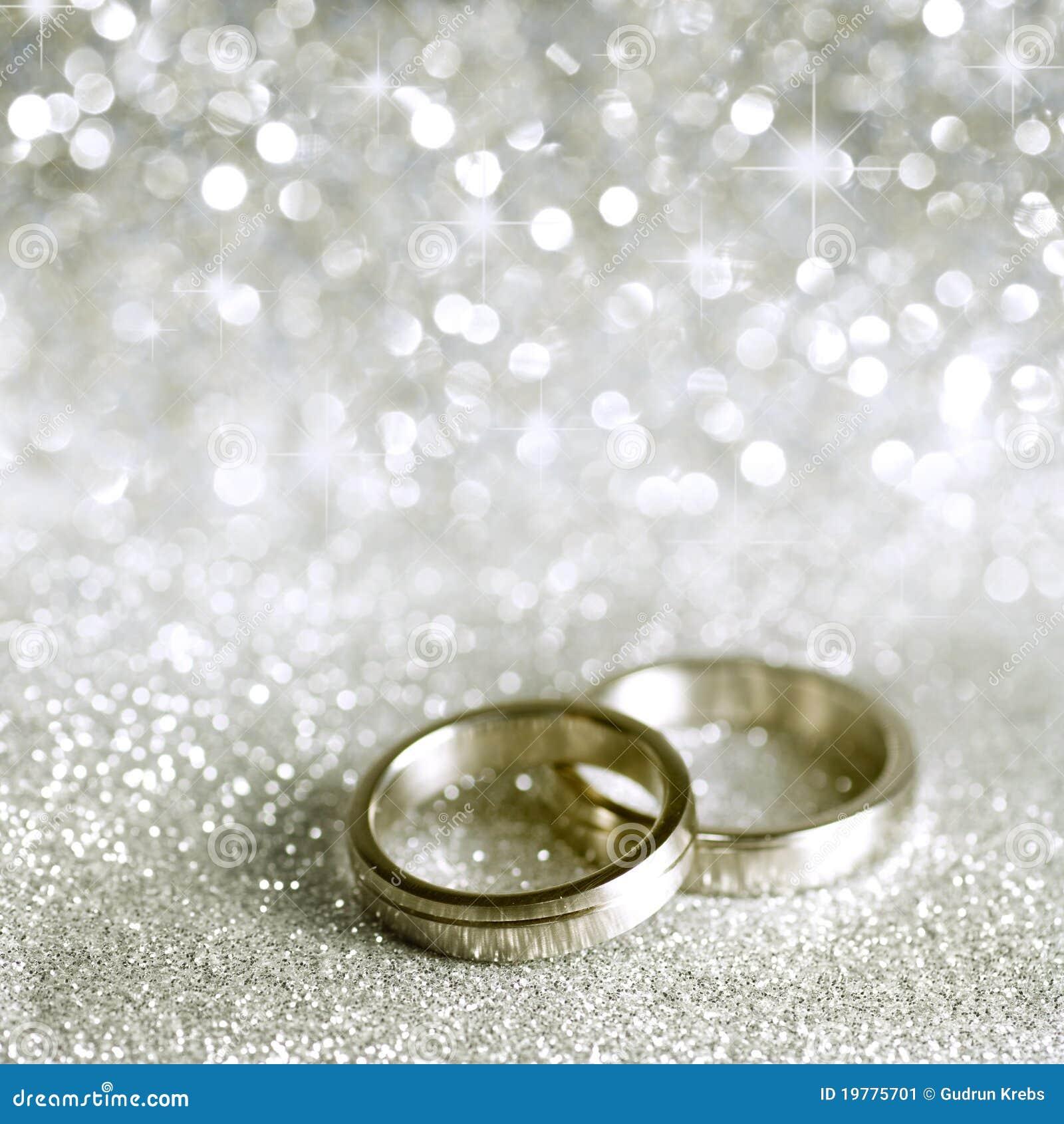 Gifta sig för cirkelsilverstjärnor