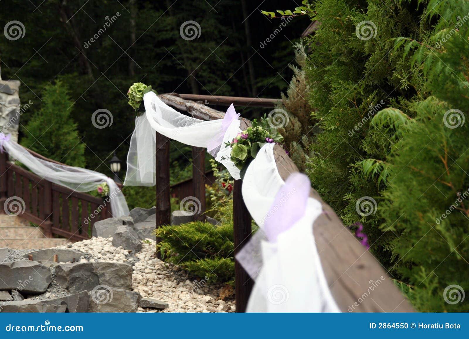 Gifta sig för garneringar