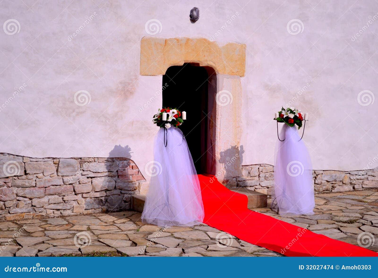Gifta sig - kyrklig ingång