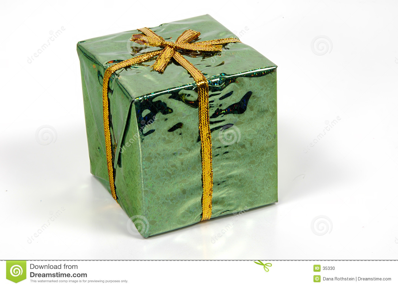 Giftbox green