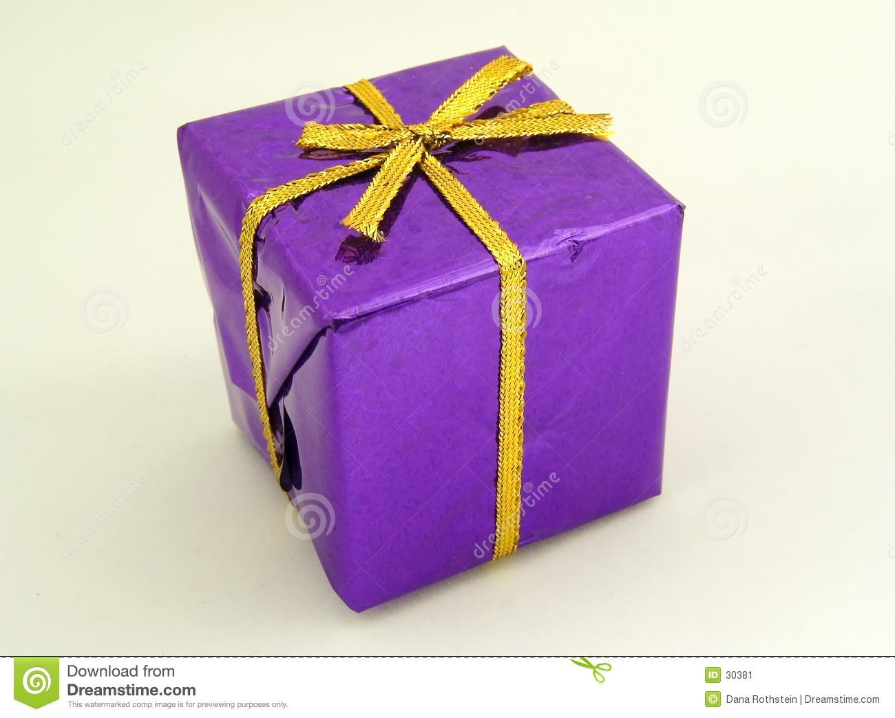 Giftbox pourpré