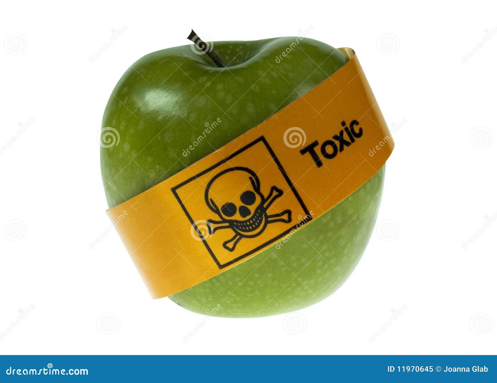 Giftige appel