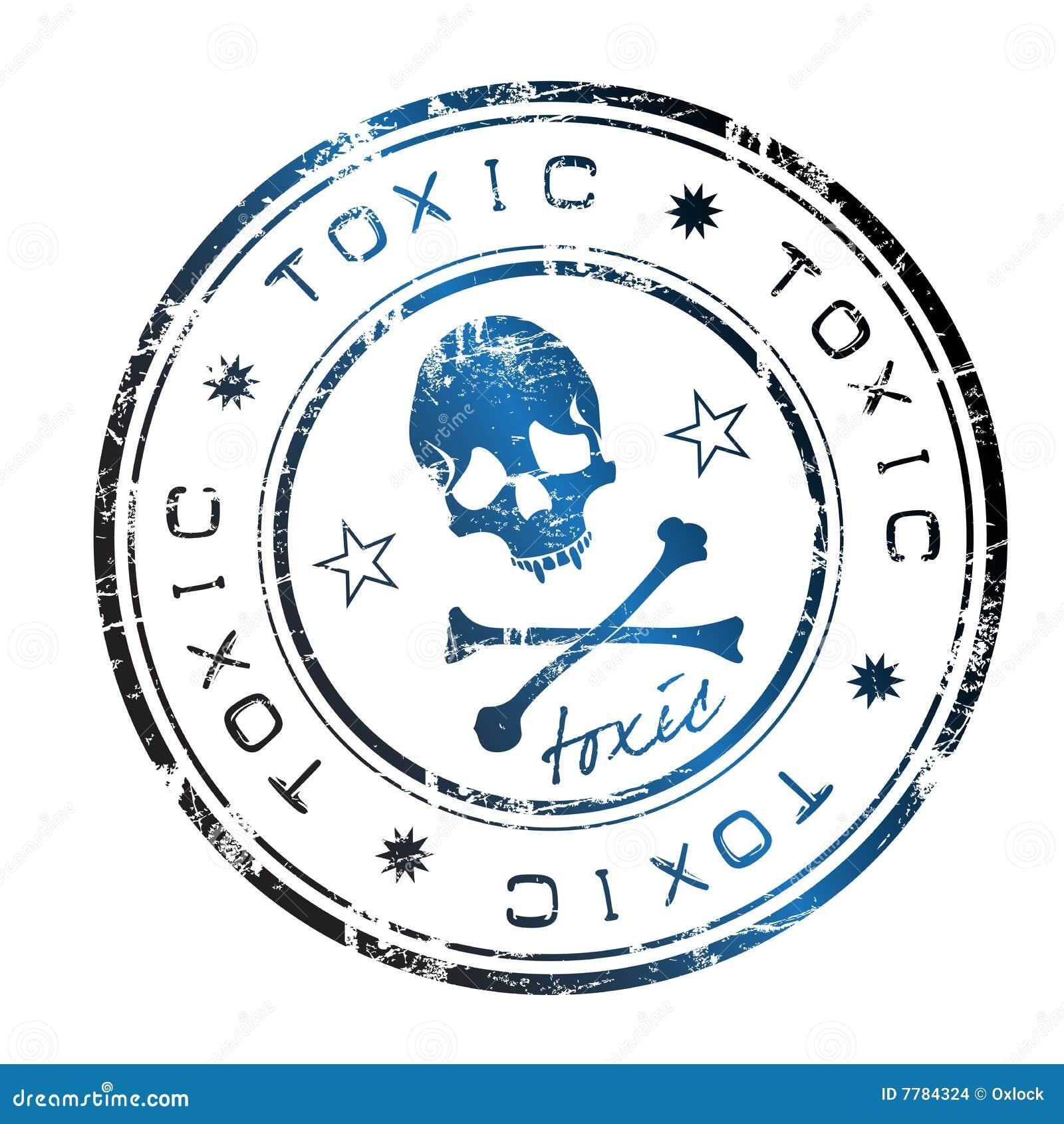 Giftiger Stempel