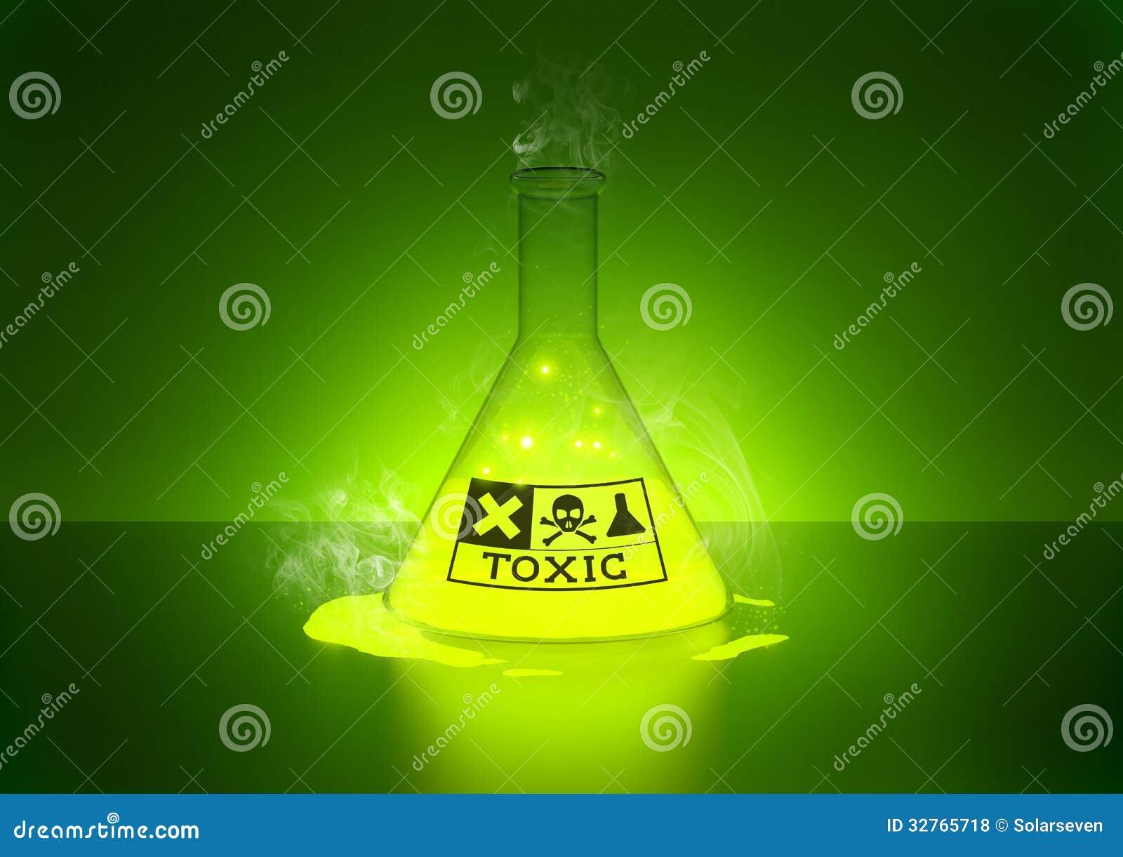 Giftlig kemikalie