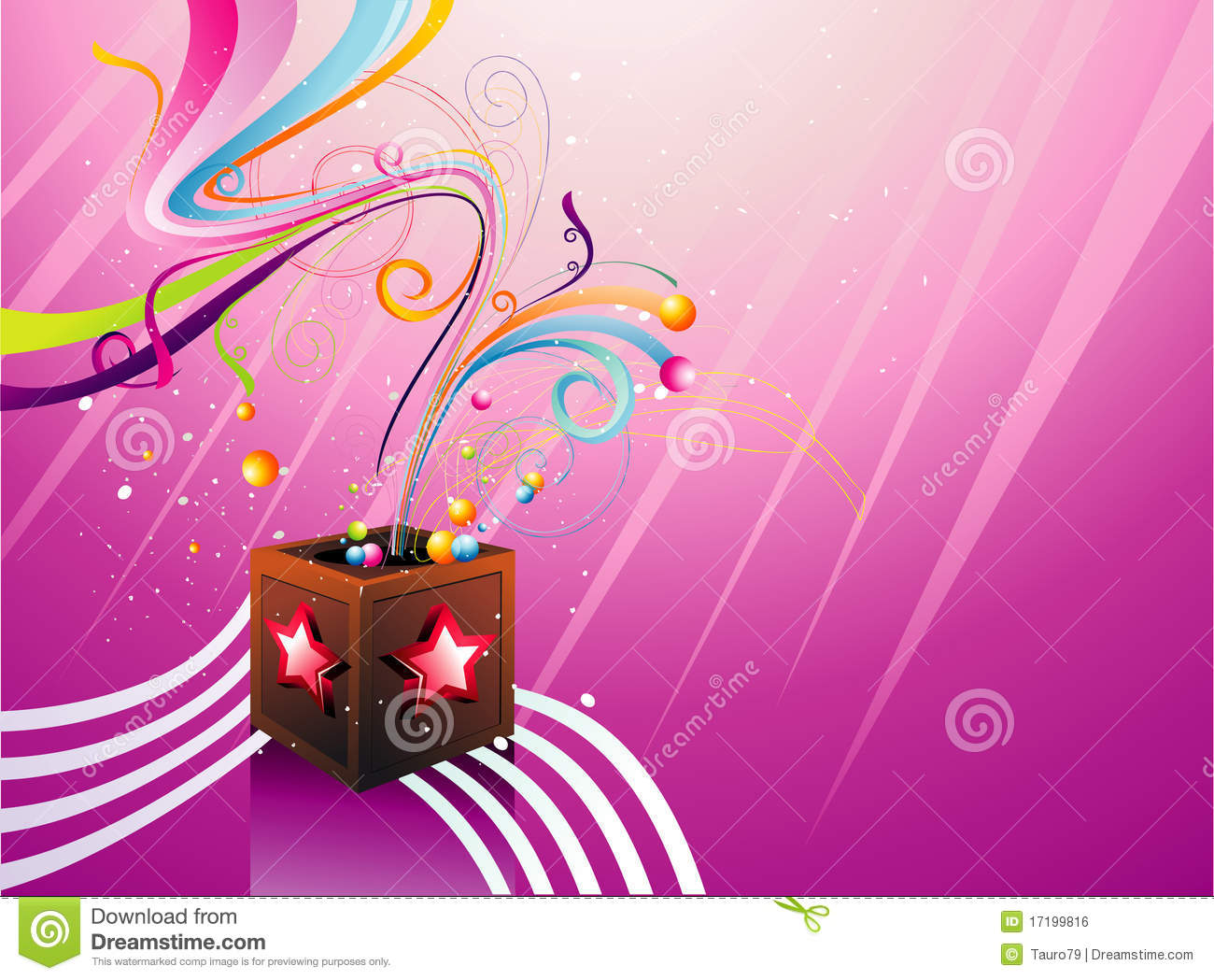 Gifts backgrounds illustration royalty free stock image for Pc in regalo gratis