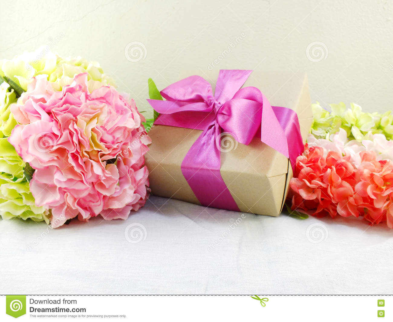 Gifts and beautiful bouquet of flowers for mom for mother day or gifts and beautiful bouquet of flowers for mom royalty free stock images dhlflorist Choice Image
