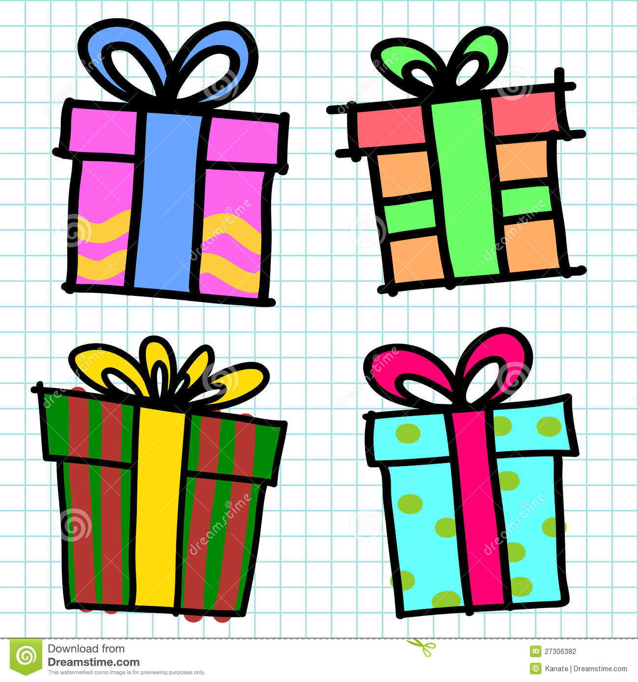 Gifts box cartoon stock photography image 27306382 royalty free stock photo download gifts box cartoon negle Gallery