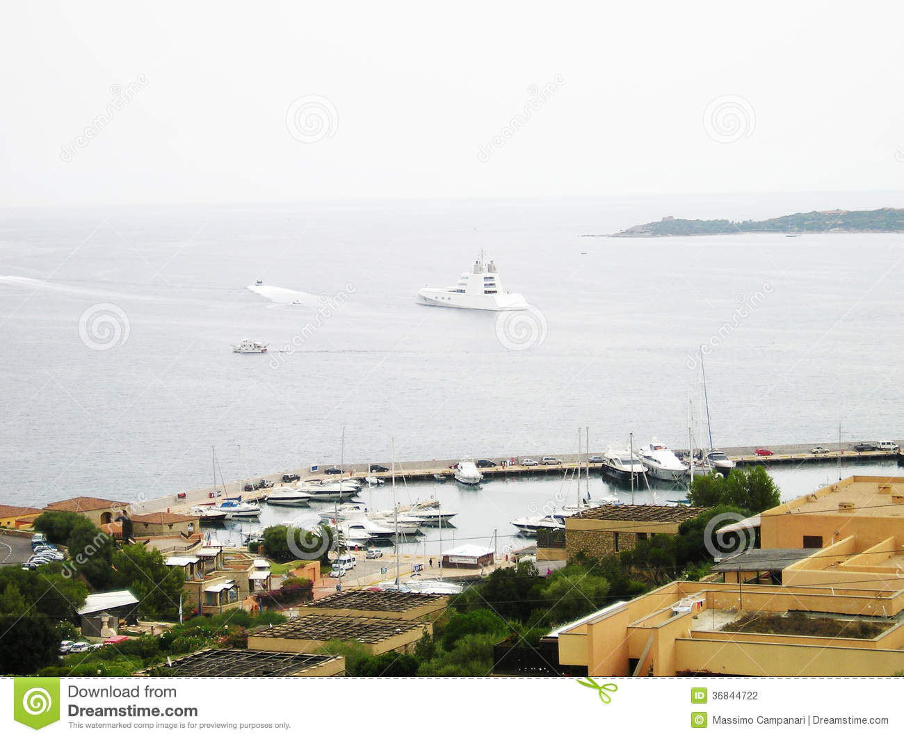 Marina Di Portisco Italy  city pictures gallery : Gigayacht A sardinia marina di portisco italy.