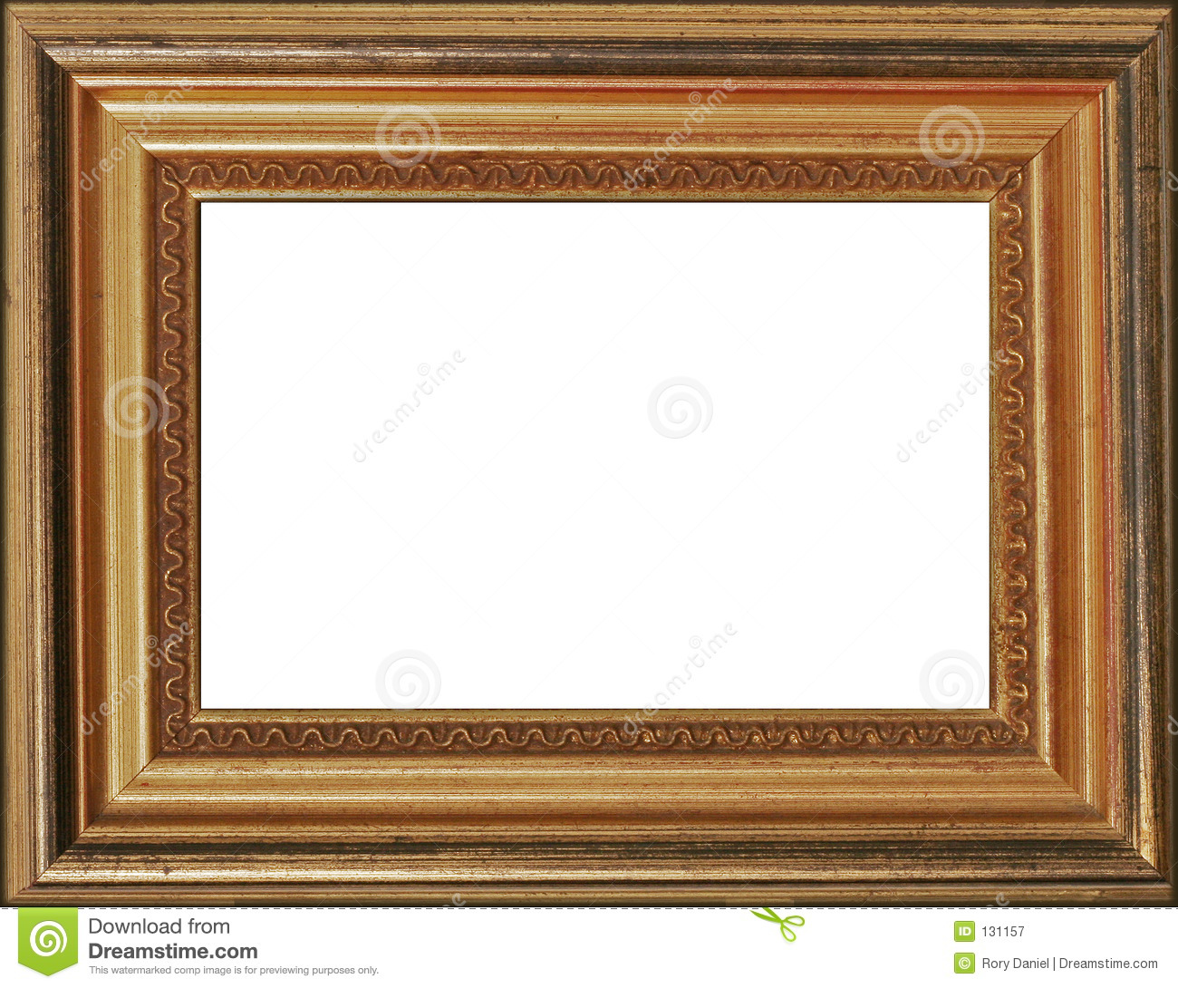 Gilded photo frame stock image image of borders adorn 131157 gilded photo frame jeuxipadfo Images
