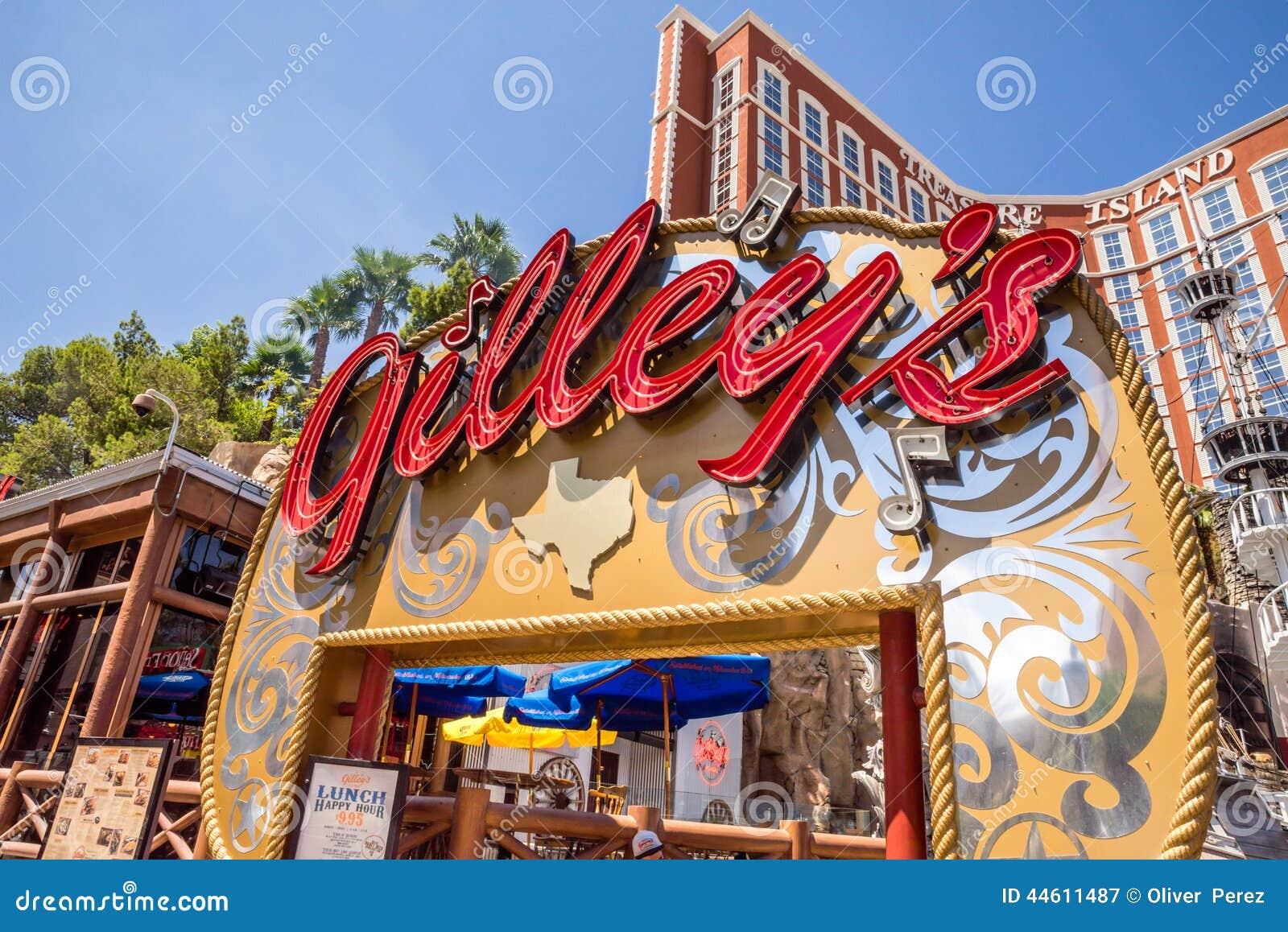 Gilleys-Saal, Tanz Hall und Grill