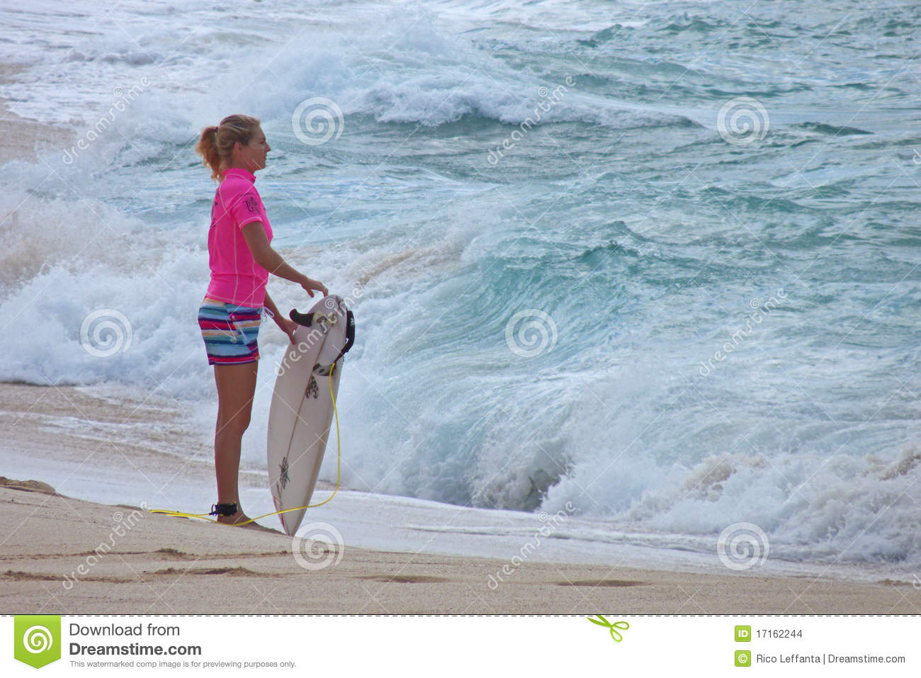Stephanie Gilmore - Roxy Pro 2011 Editorial Photography - Image of  competition, beach: 18701027