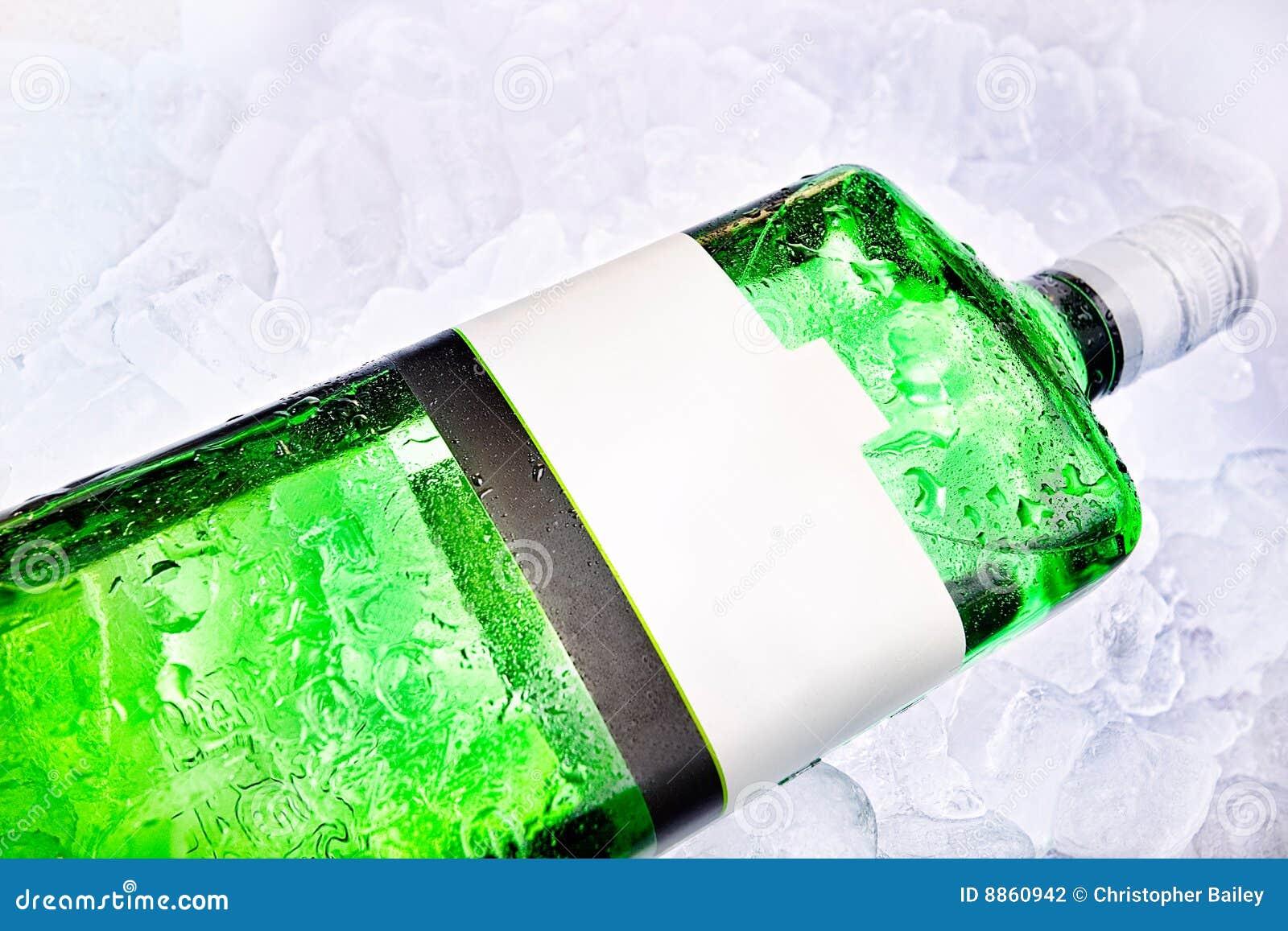 Gin auf Eis