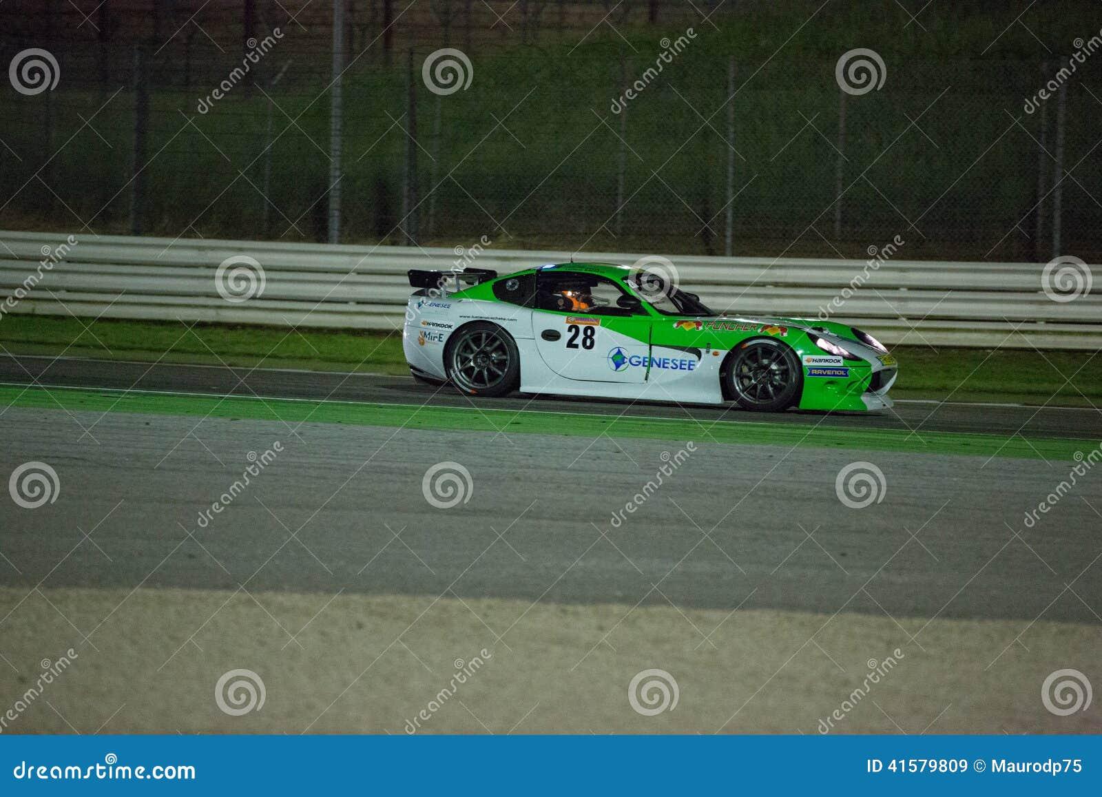Ginetta G Race Cars