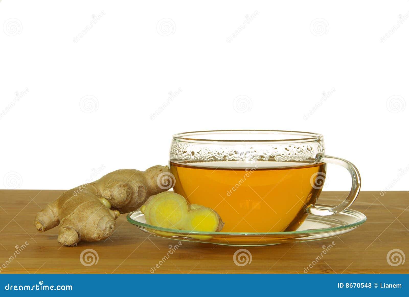 Gingembre de thé