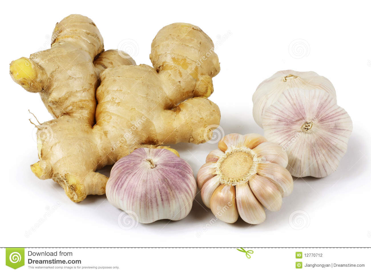 Ginger And Garlic Stoc...