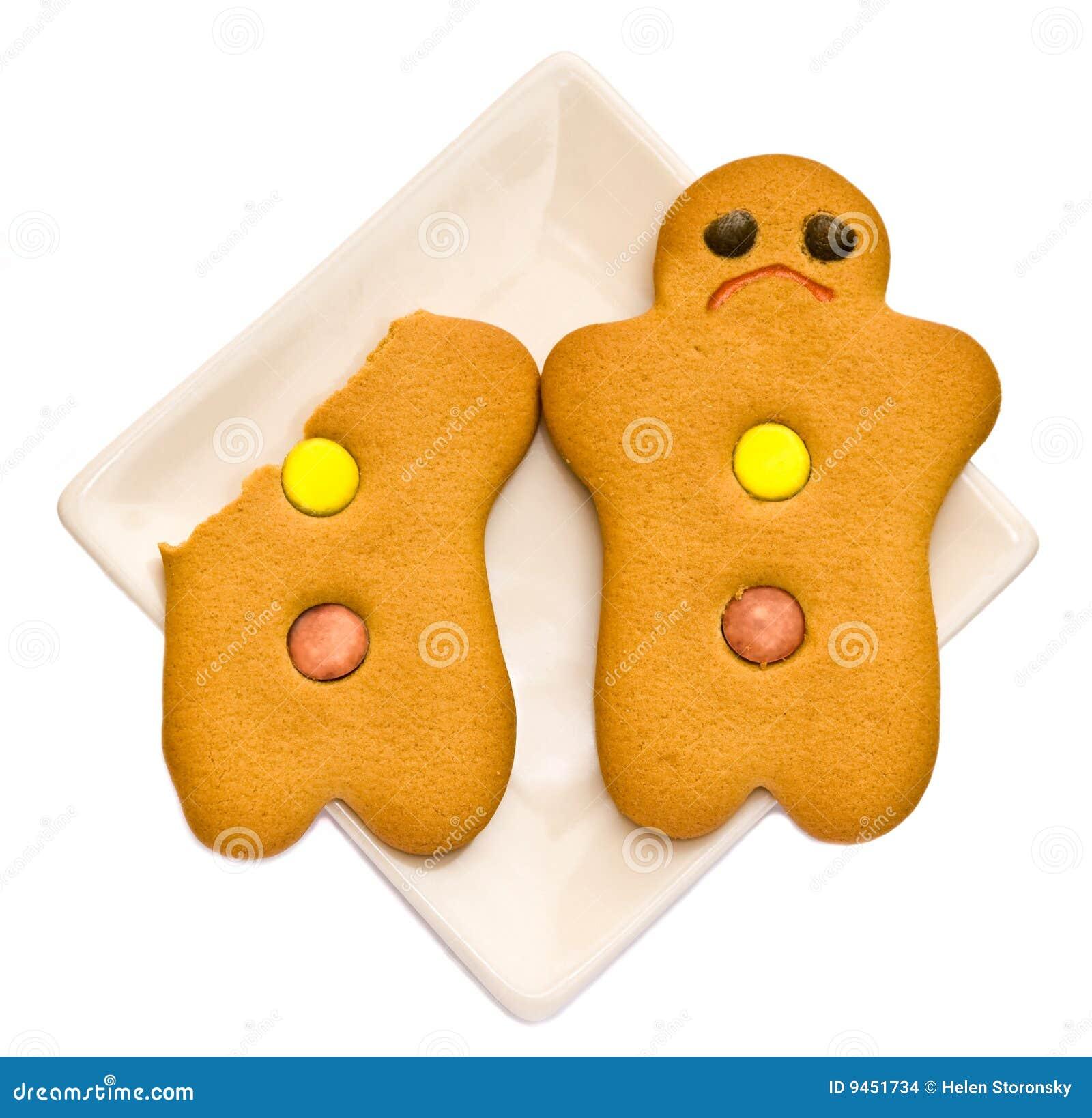 Gingerbread приятельства