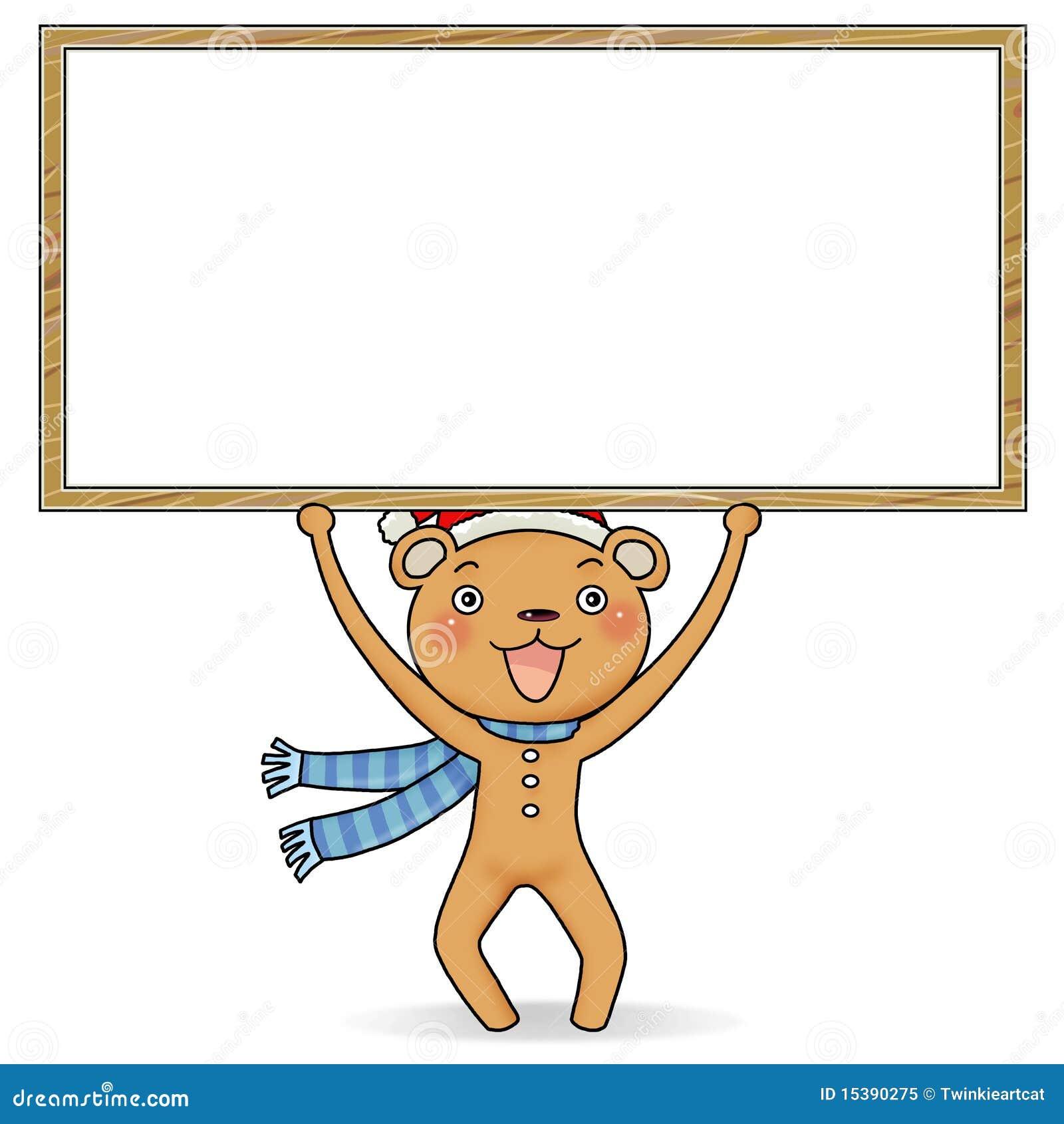 Cartoon Notice Board Stock Photos - Image: 6453353