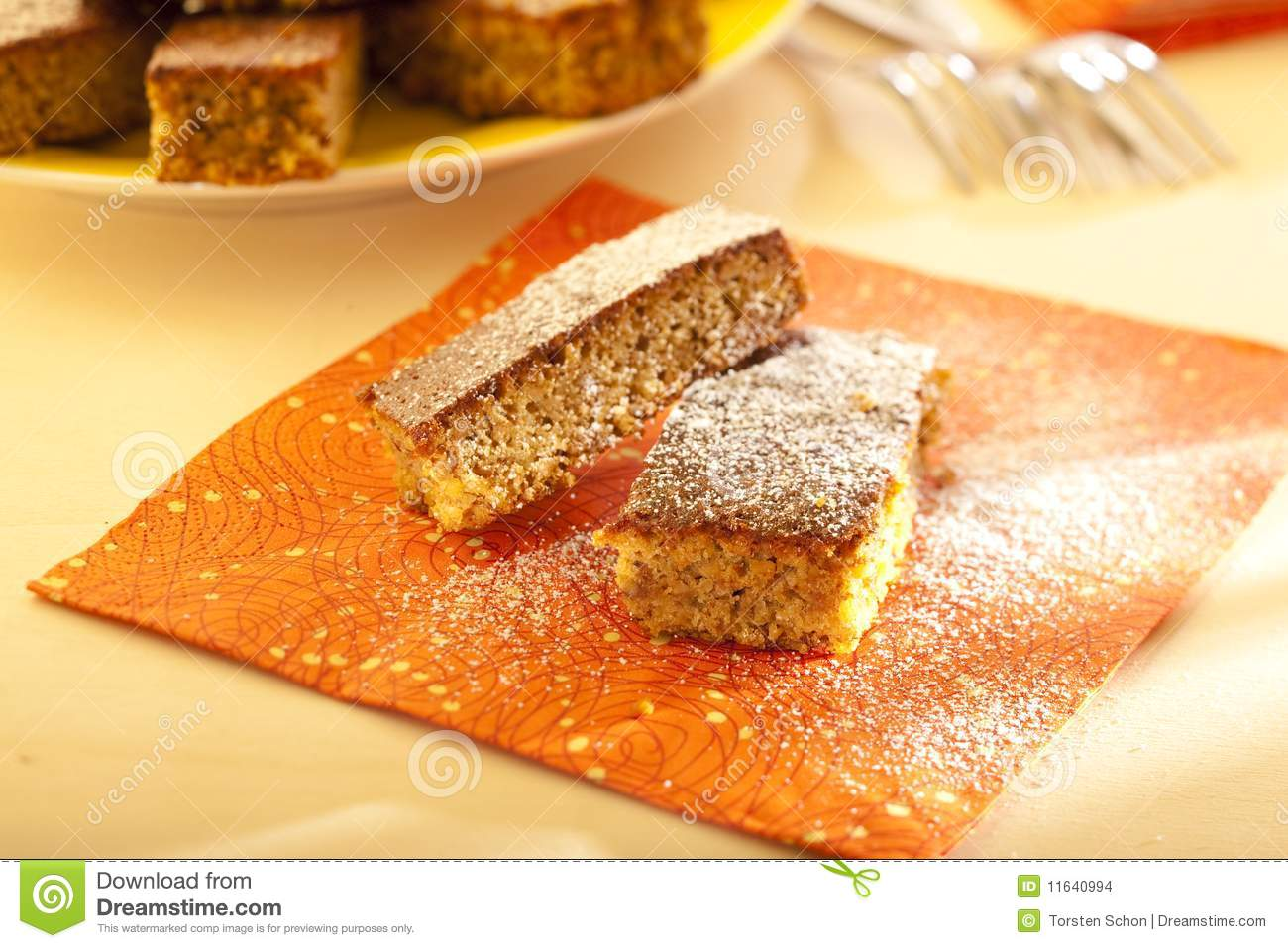 Gingerbread Cake Stock Images - Image: 11640994