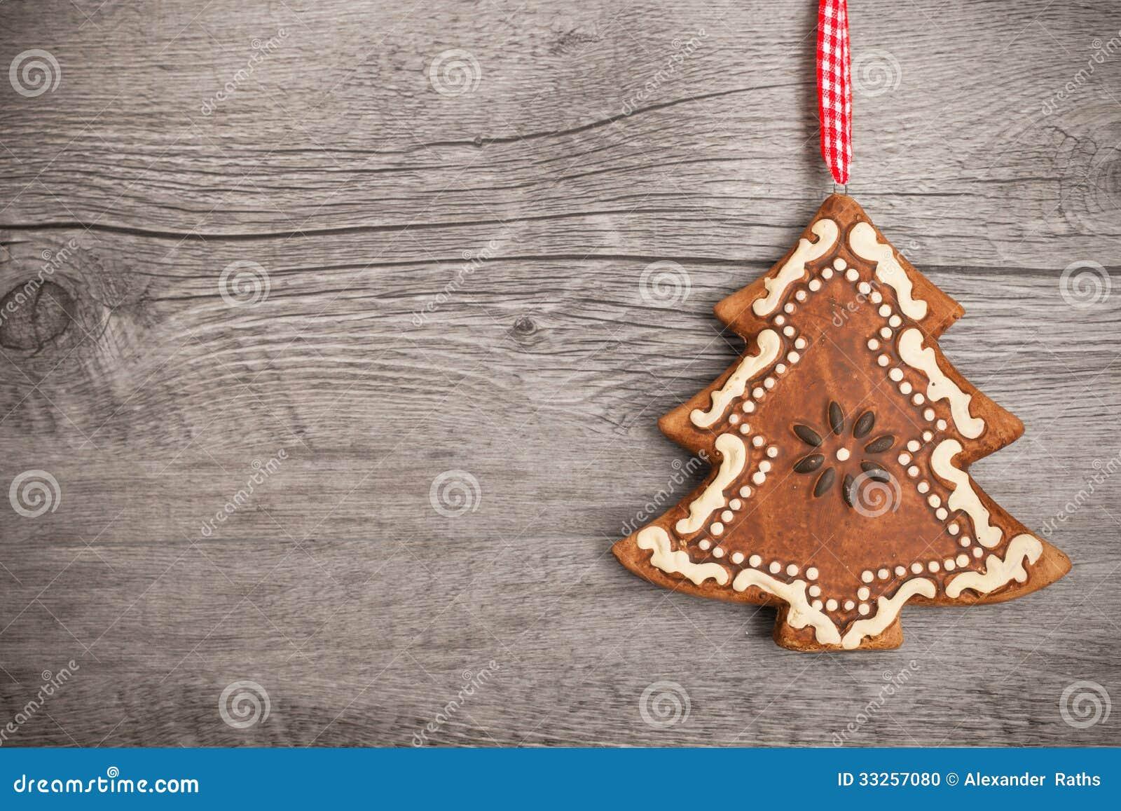 Gingerbread Christmas Tree Stock Photos - Image: 30179623