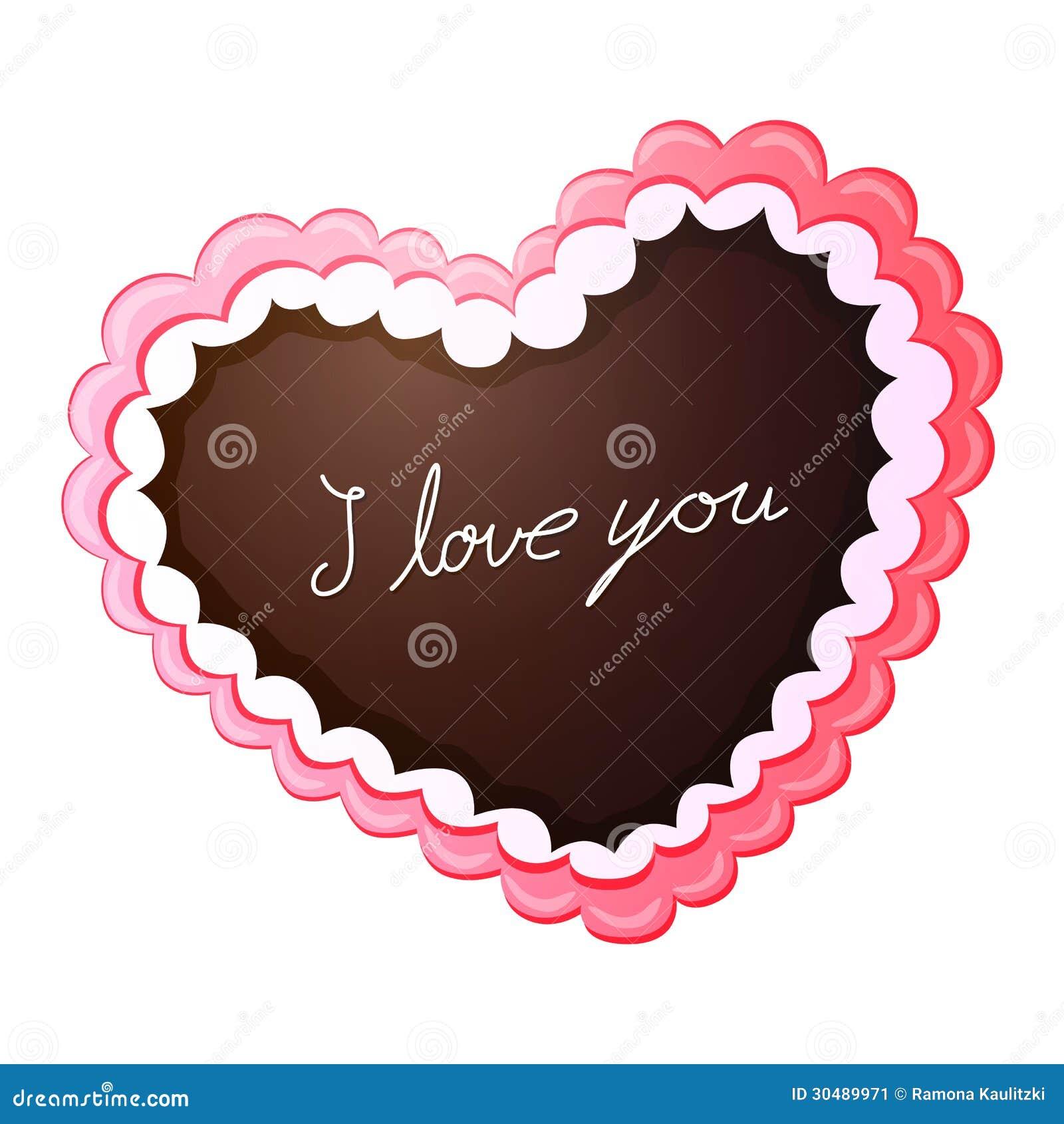 Gingerbread Love Heart
