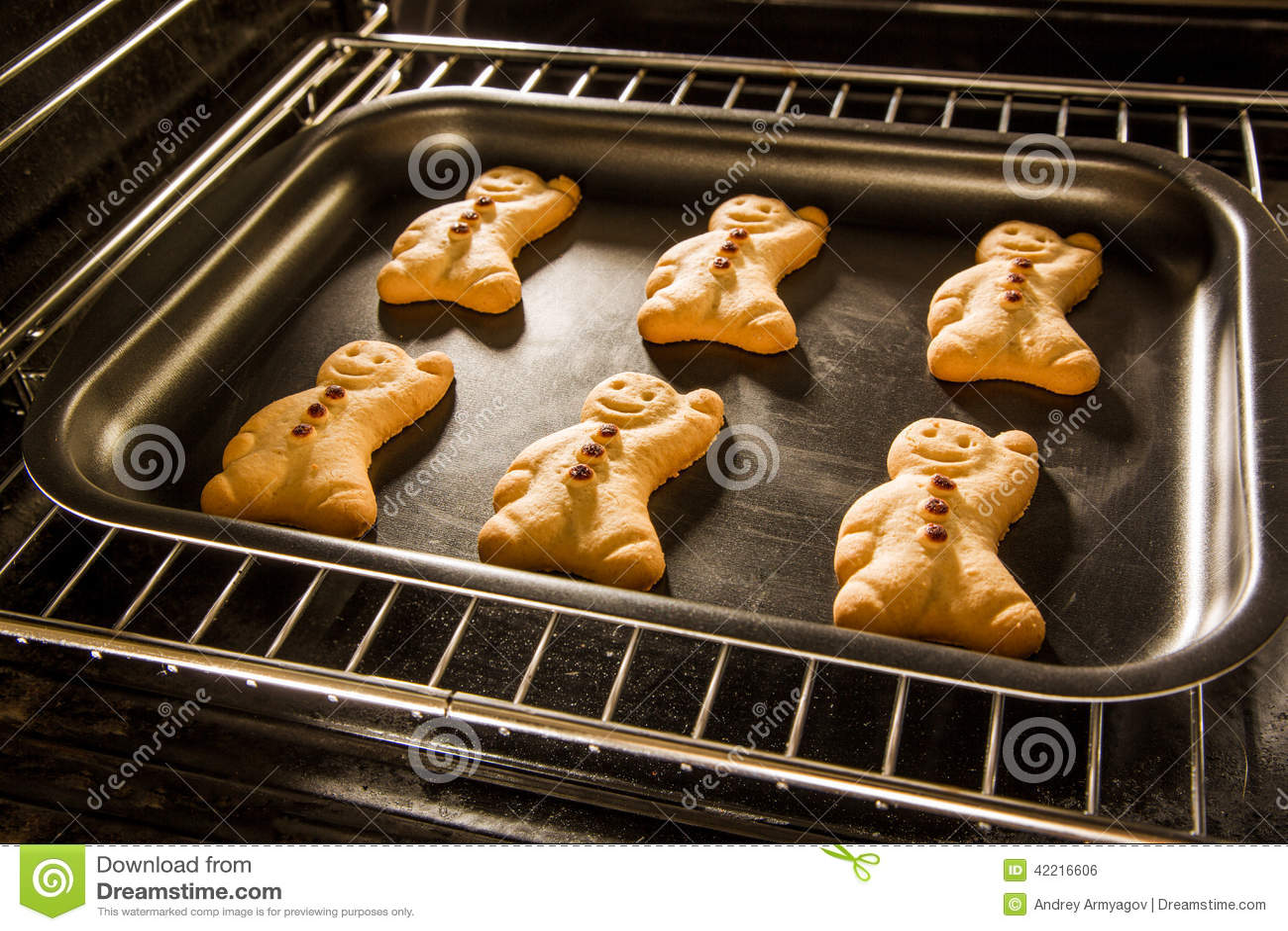 Gingerbread Man Stock Photo - Image: 42216606