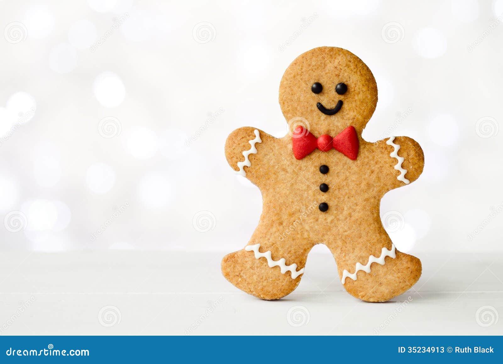 Gingerbread Man Stock Photos - Image: 35234913