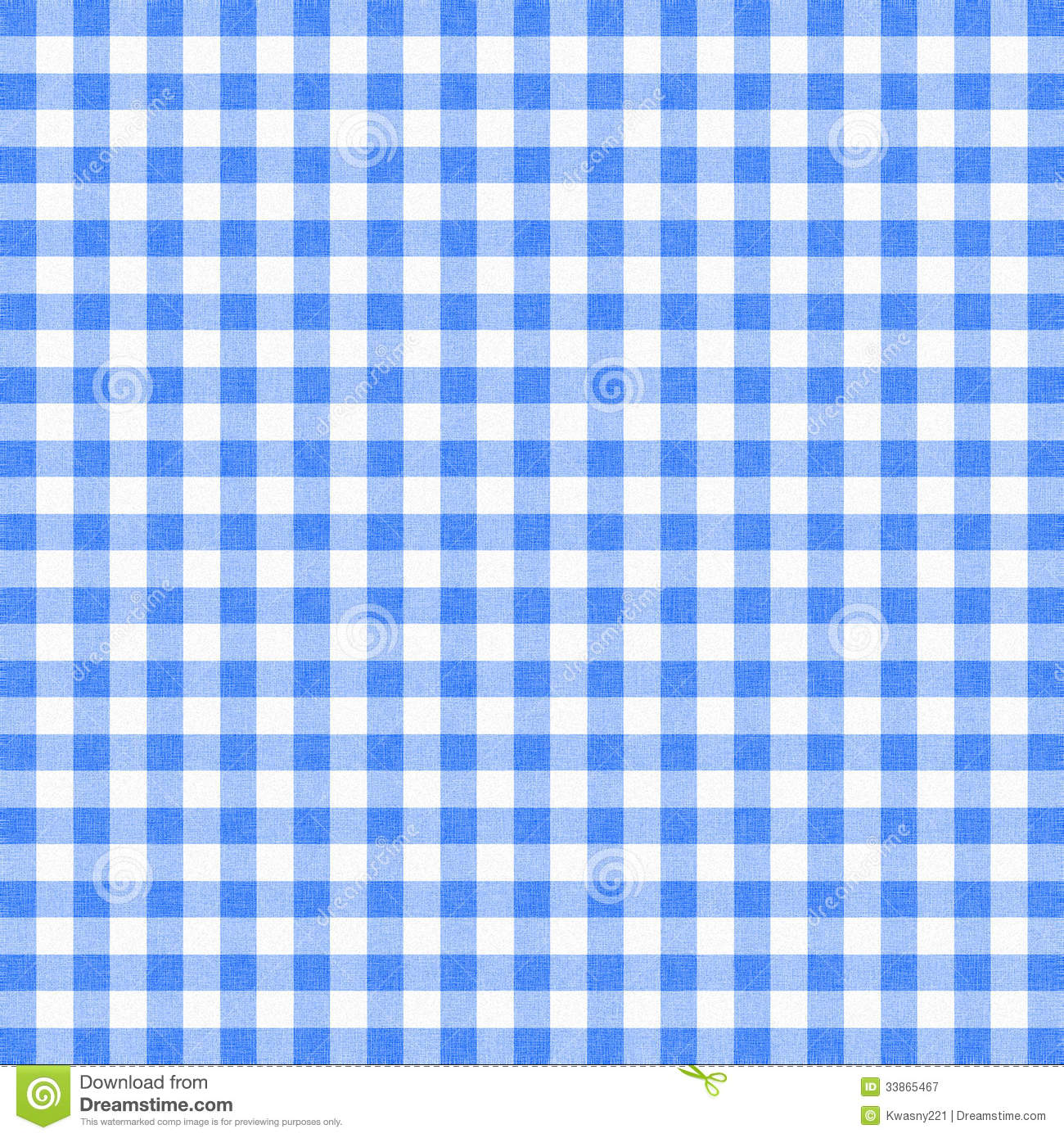 Gingham Background Royalty Free Stock Photography Image