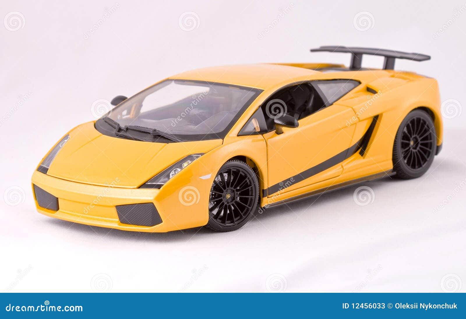 Giocattolo dell automobile sportiva