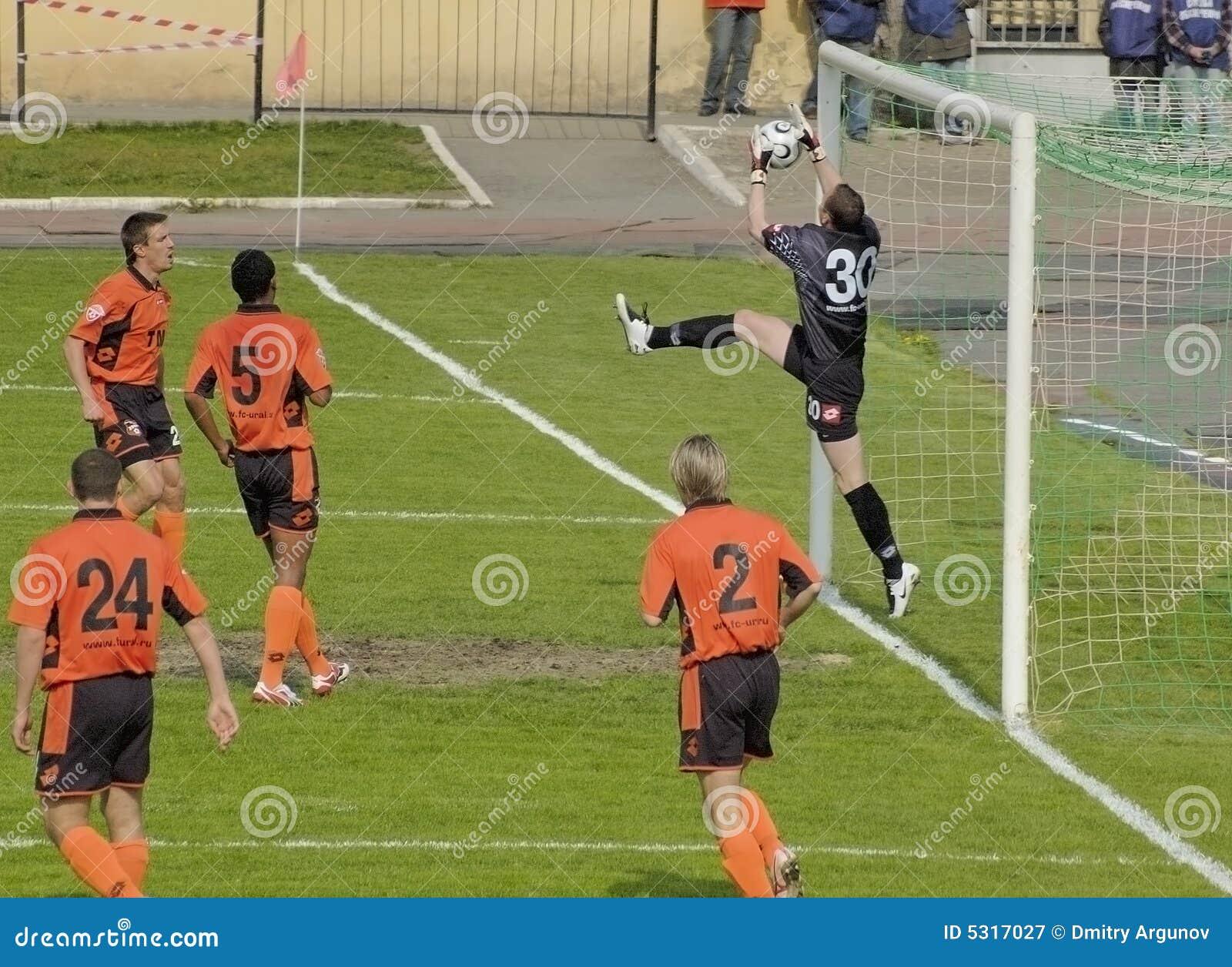 Download Gioco Del Calcio Russo Della Lega 1 Fotografia Editoriale - Immagine di europa, obiettivo: 5317027