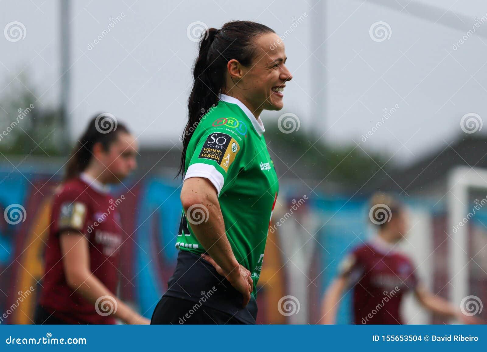 Gioco della lega nazionale delle donne: Galway WFC contro Peamount si è unito