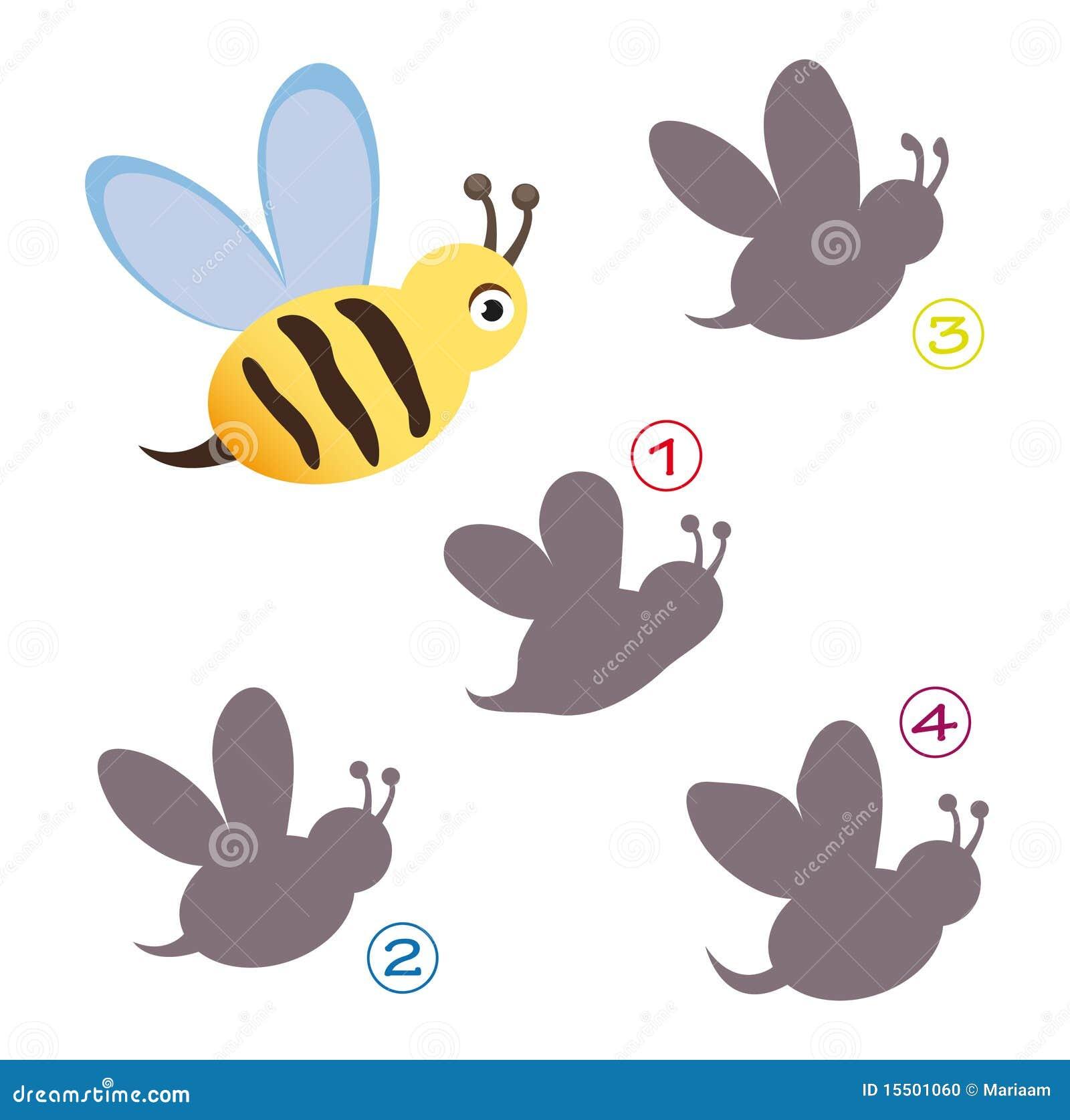 Gioco di figura - l ape
